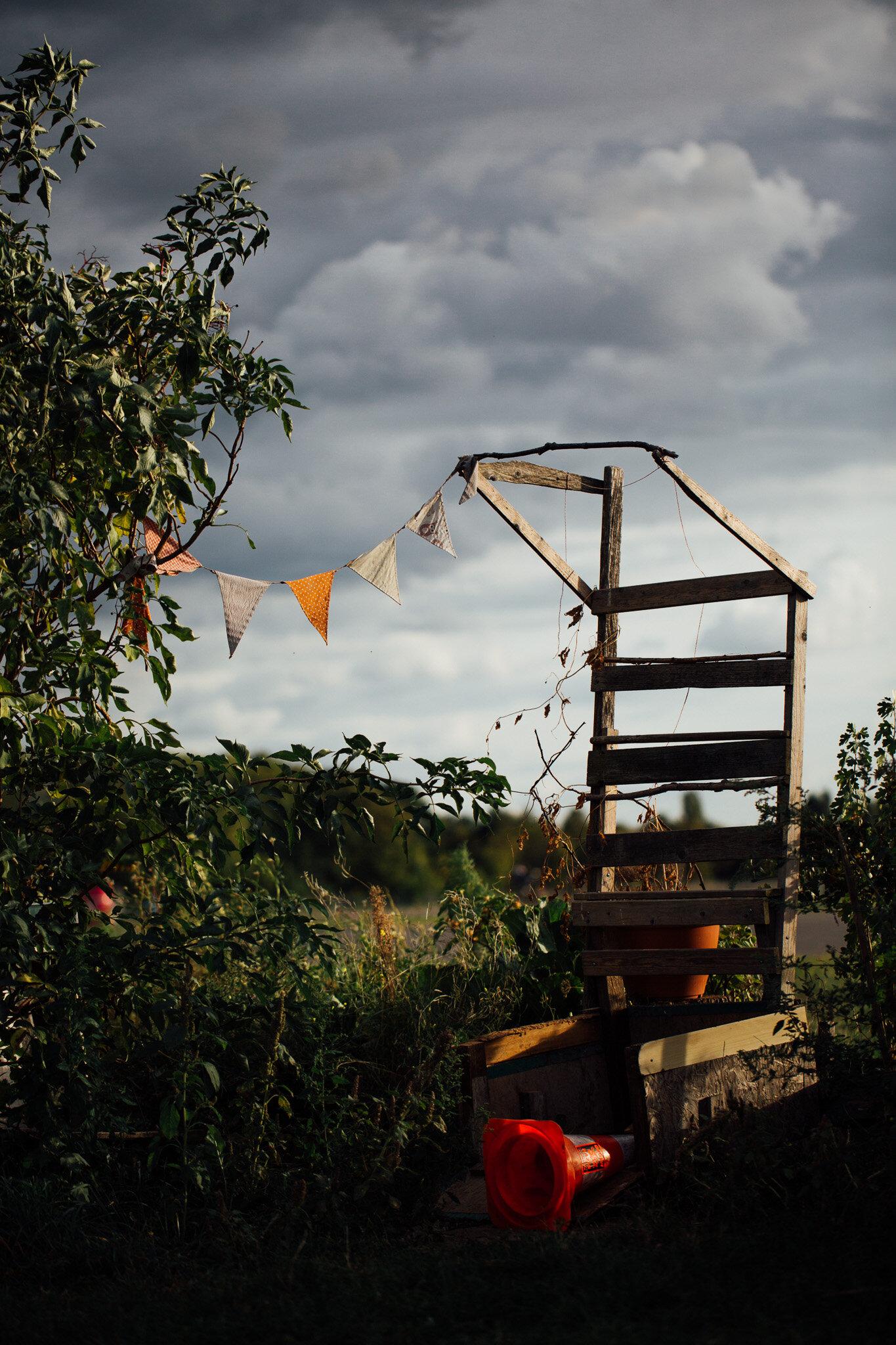 19.09.2019  Community gardens at Templehof.
