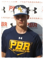 Blake Carpenter  LHP/OF     Player Profile