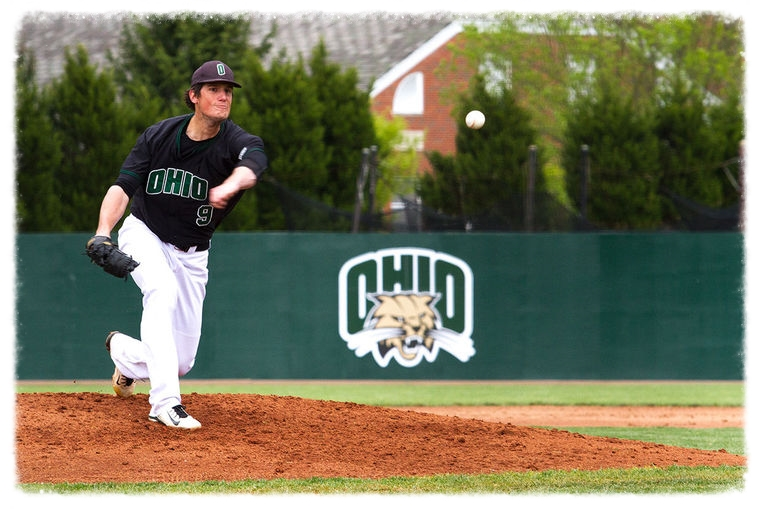 "Congrats to former ""Backs"" Spencer Sapp and Tirey Burch on helping lead the Ohio Bobcats (35-19) to the MAC tournament championship.  Good luck in the NCAA Regionals."