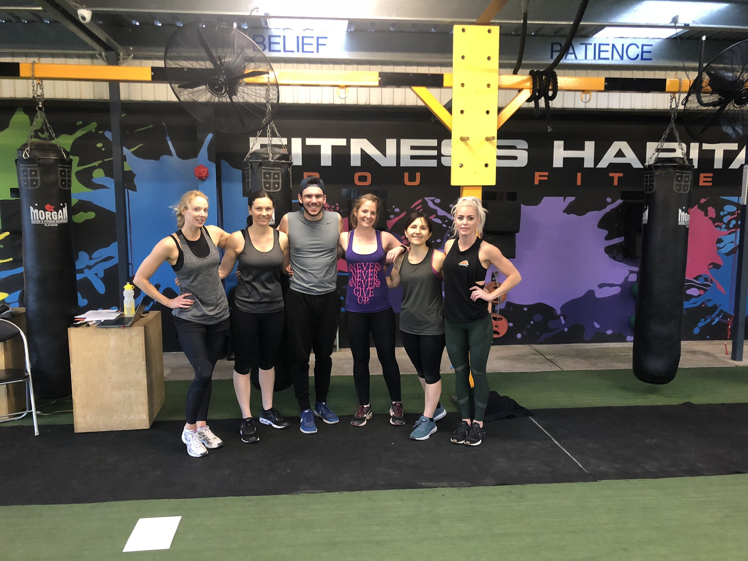 Fitness Habitat is where Trainers come to get certified as Metafit Instructors, so you can rest assured - If we are certifying coaches, you are going to get the best HIIT workouts with us.