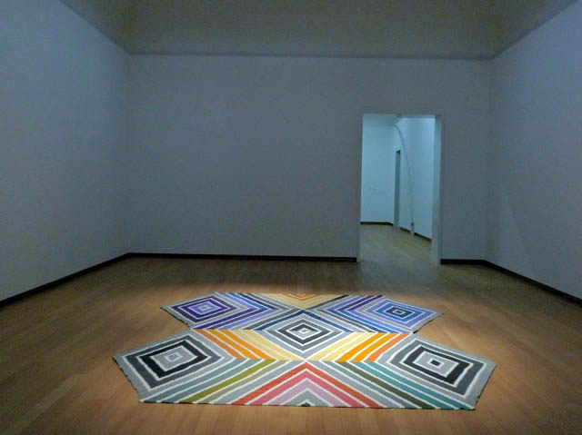 Gridding Sentences 2011; Stedelijk Museum, Amsterdam, Netherlands; Jennifer Tee, Artist
