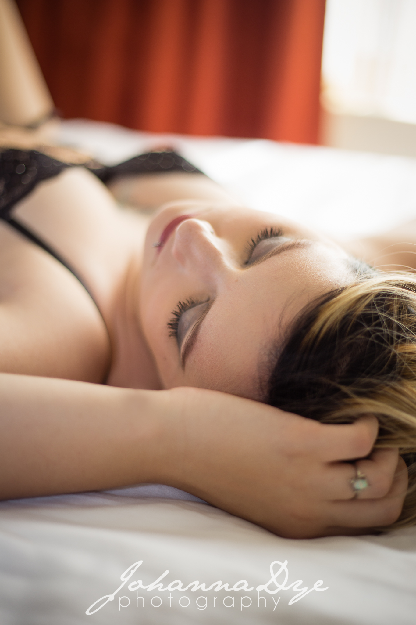 Fayetteville North Carolina Boudoir Photographer