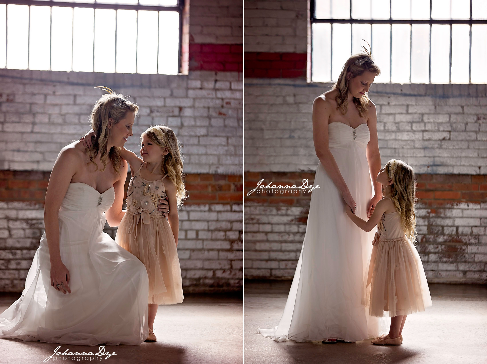 Johanna Dye Photography is a Fayetteville North Carolina Wedding Photographer that offers Bridal Photography and Flower Girl Photoshoots