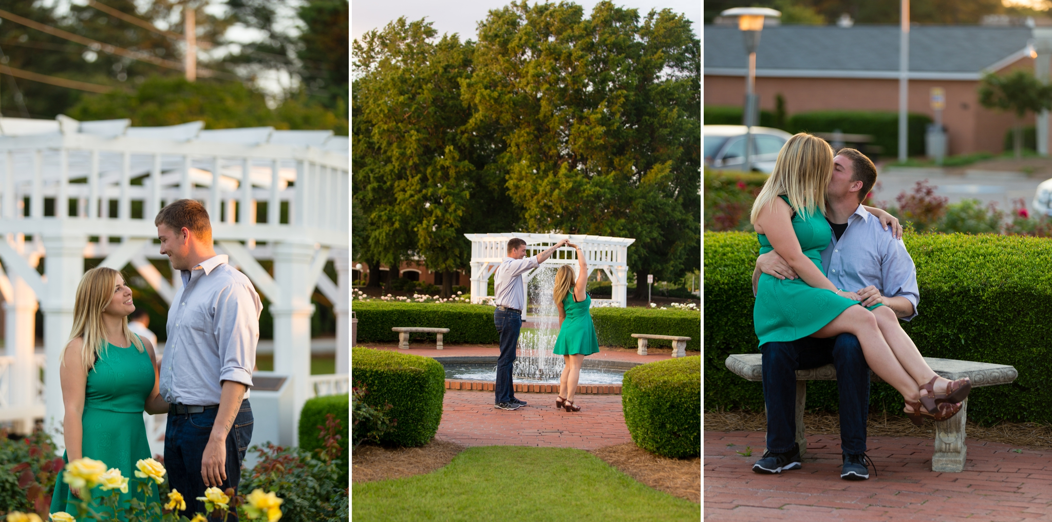 Engagement Photographer in Fayetteville NC