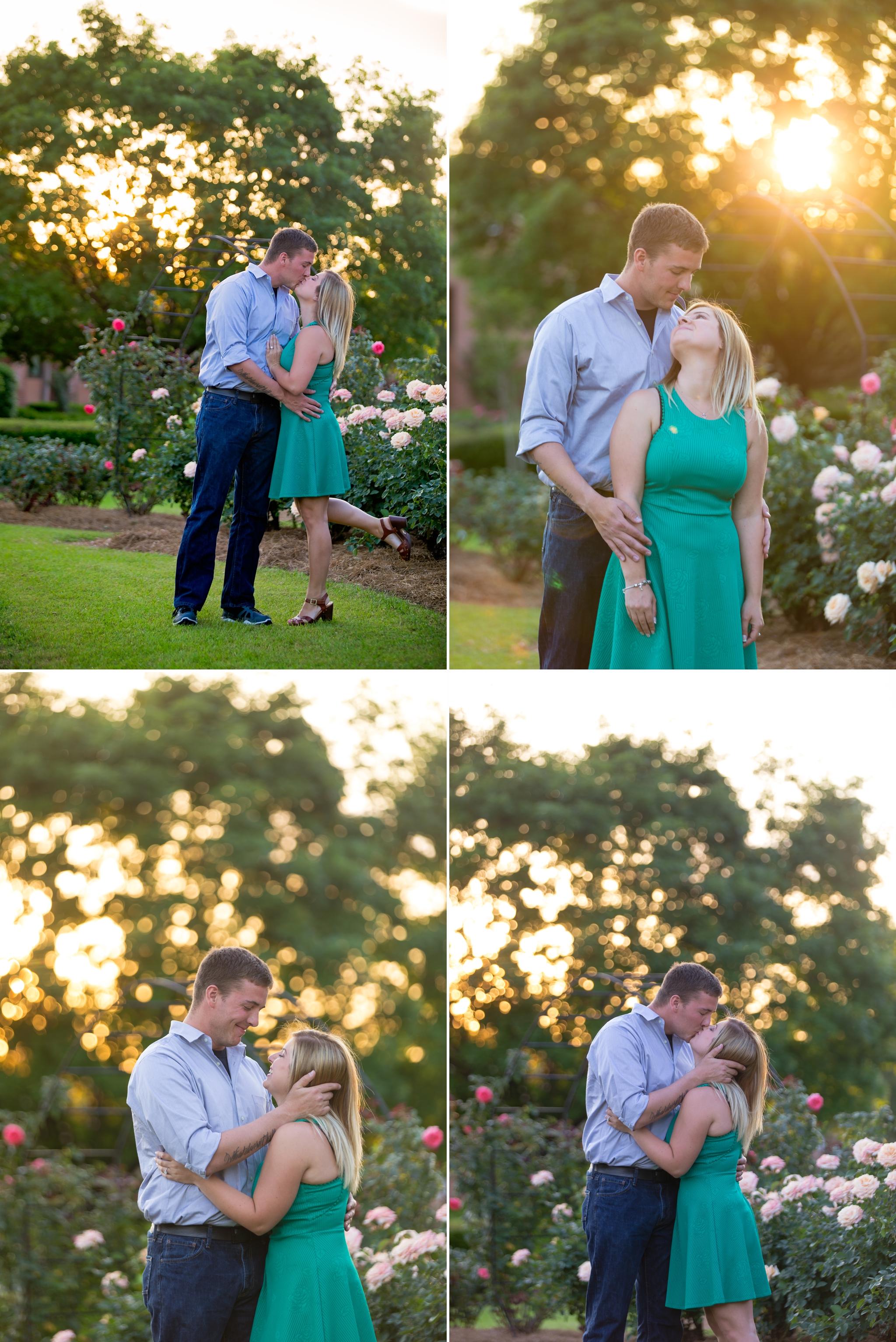 Fayetteville NC Engagement Photographer