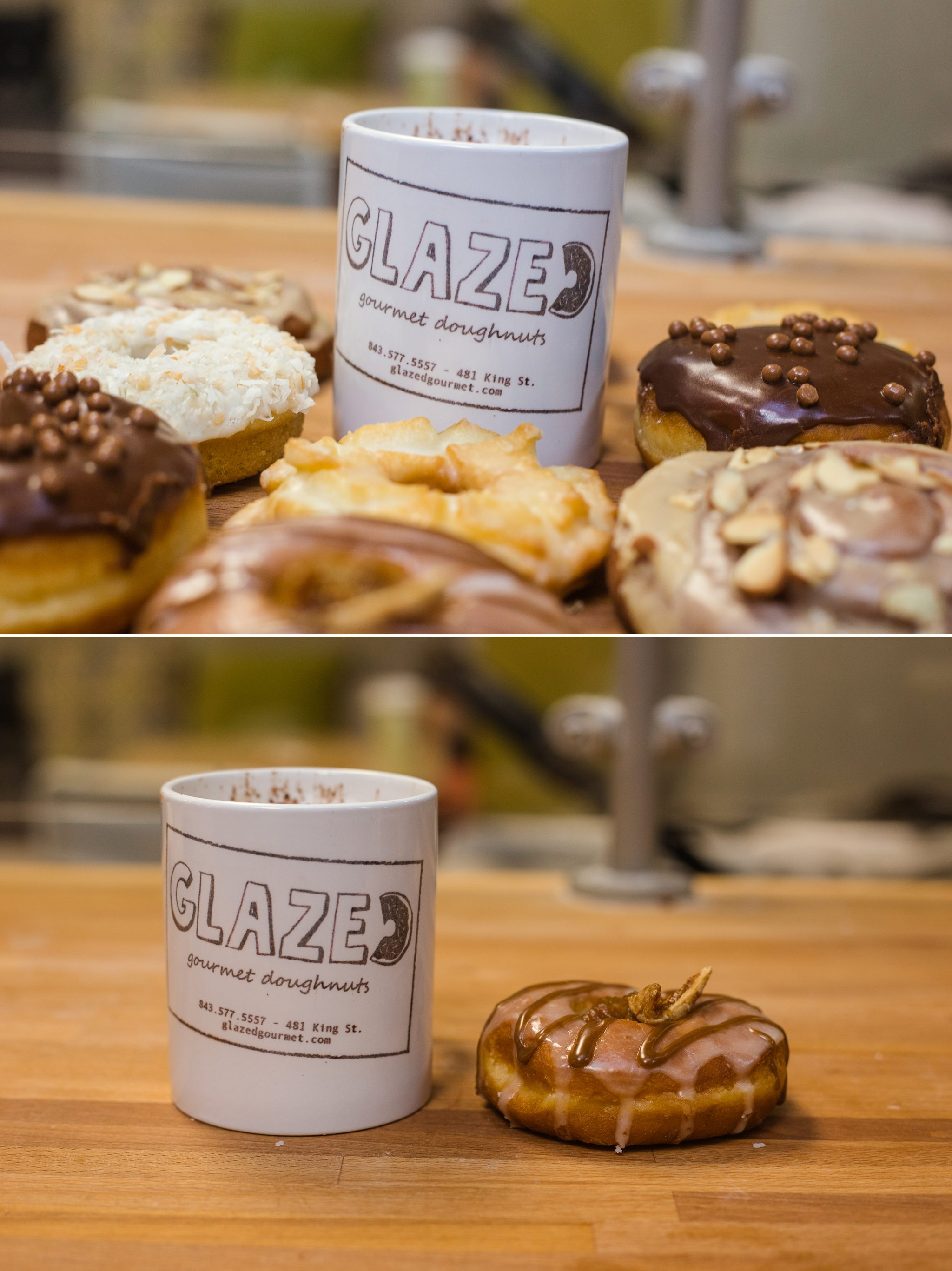 Glazed Doughnuts in Charleston, SC