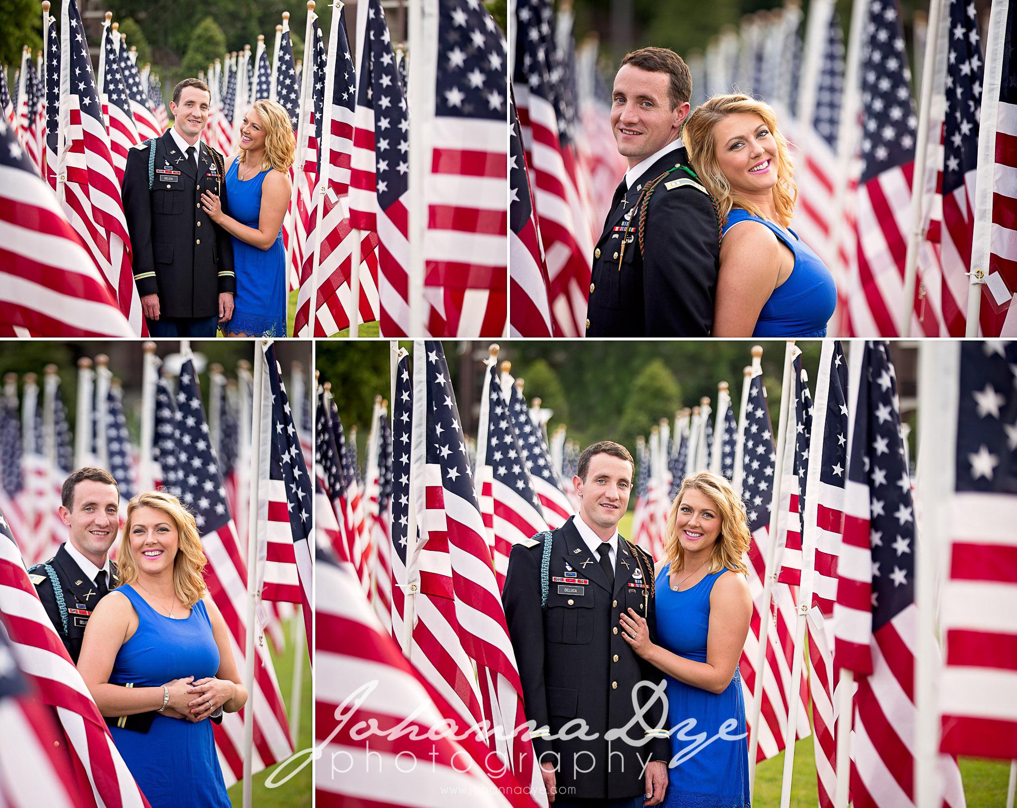 Engagement Photographer in Fayetteville North Carolina