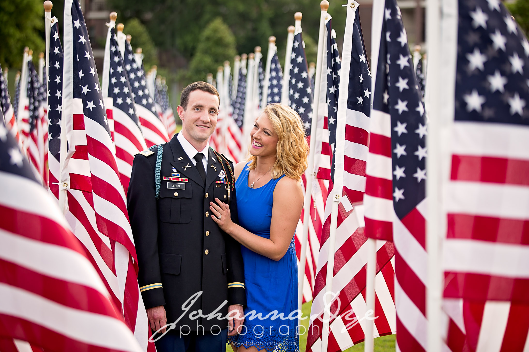 Engagement Photographer in Fayetteville, North Carolina