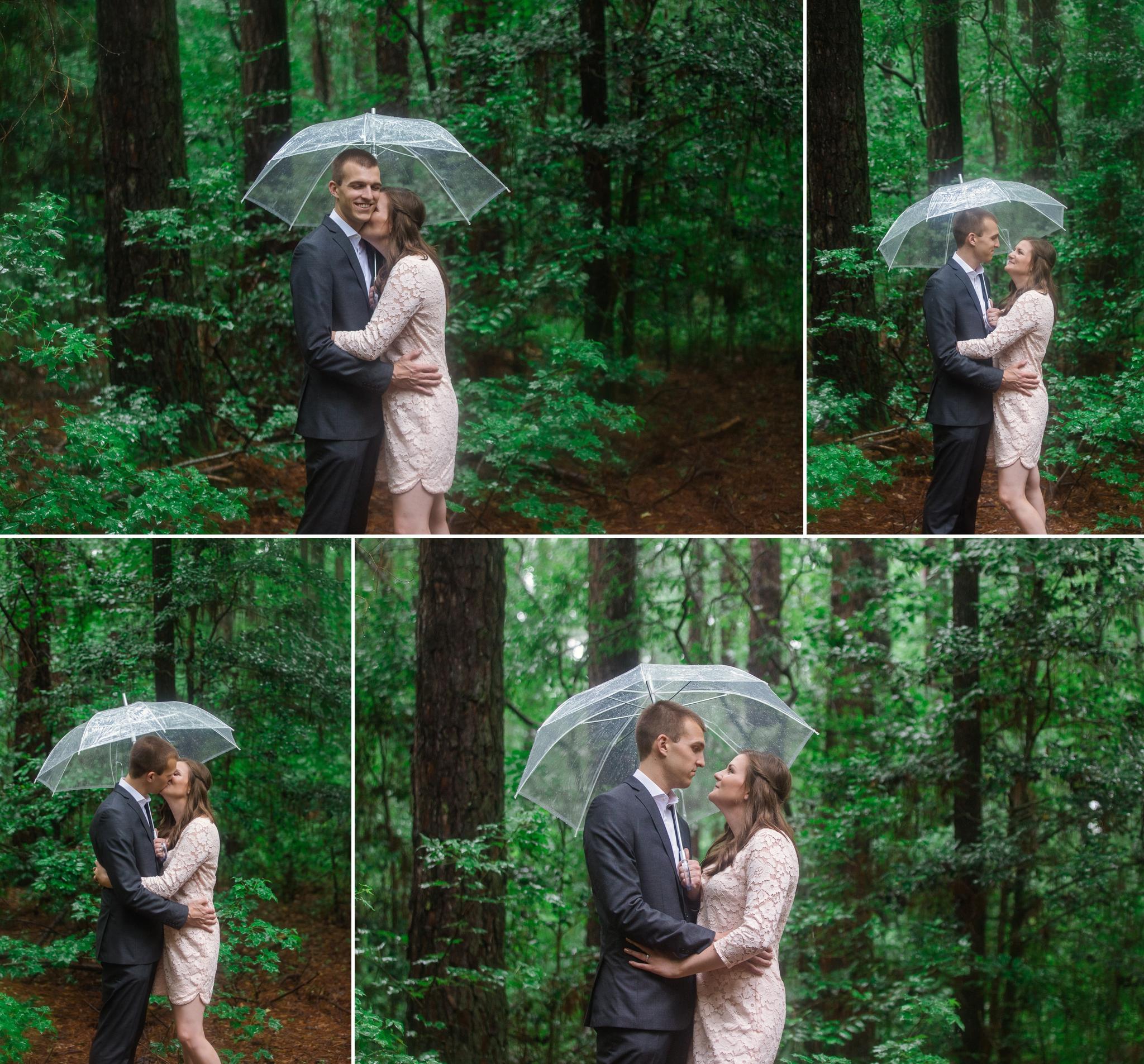 Elopement Photography in Congaree National Park, South Carolina