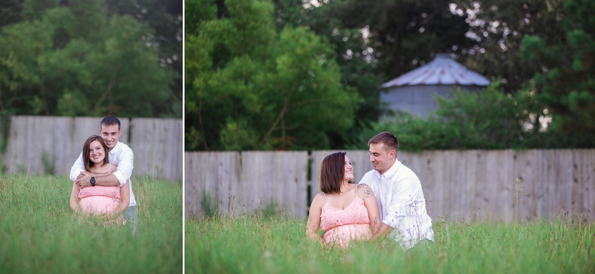 Fayetteville North Carolina Maternity Photography