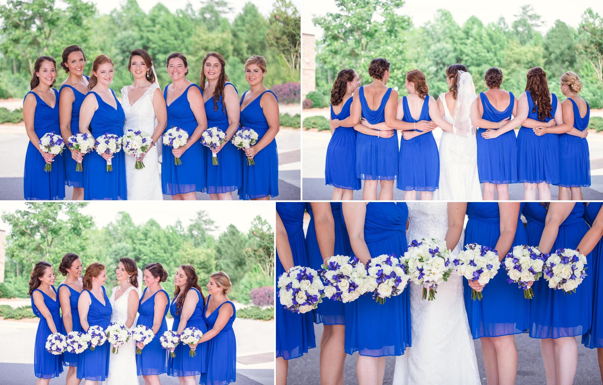 Wedding Photography in Cary, North Carolina