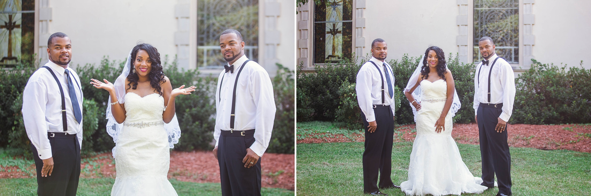 Fayetteville North Carolina Wedding Photographer