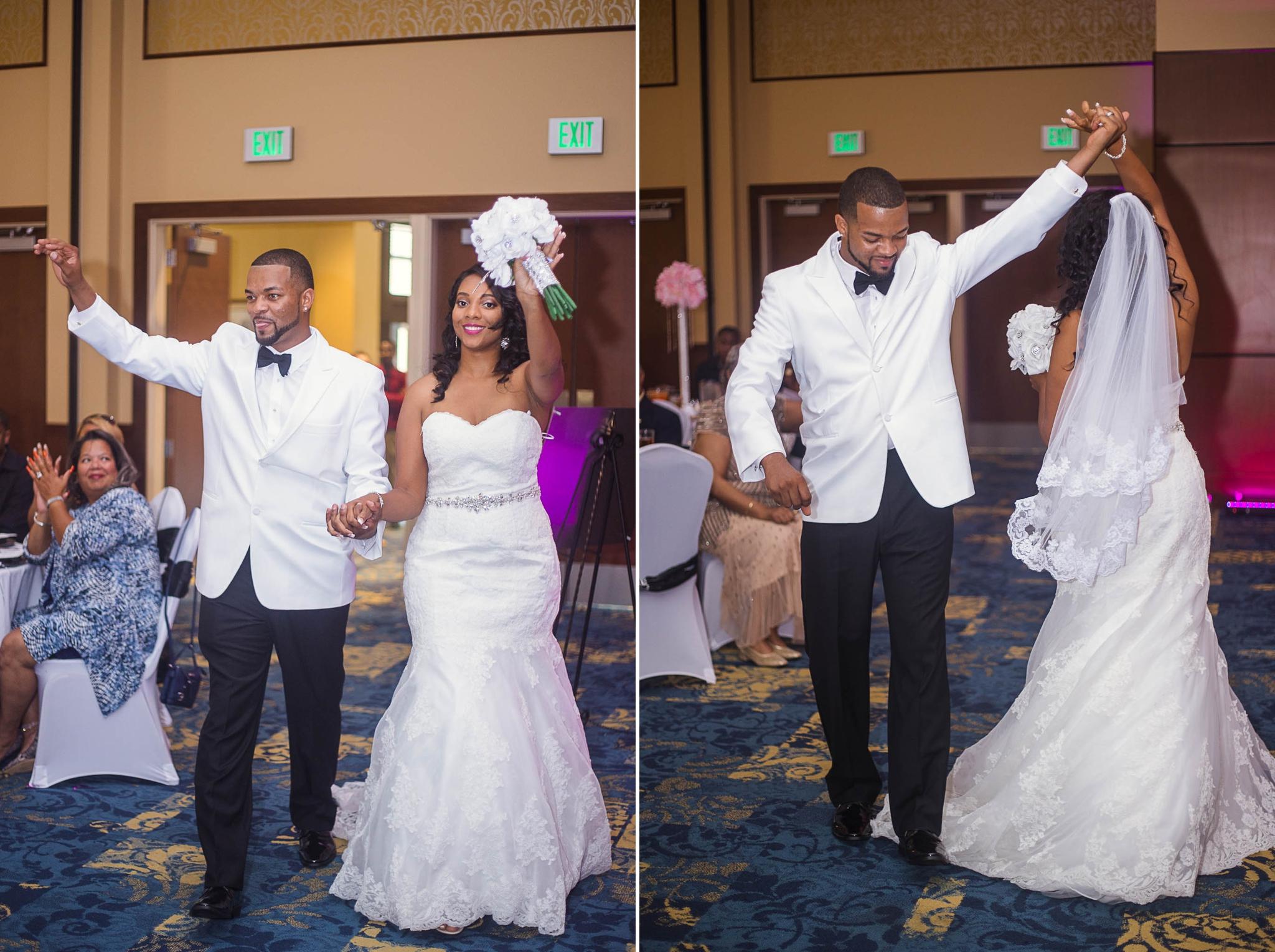 Wedding Photography at fort bragg