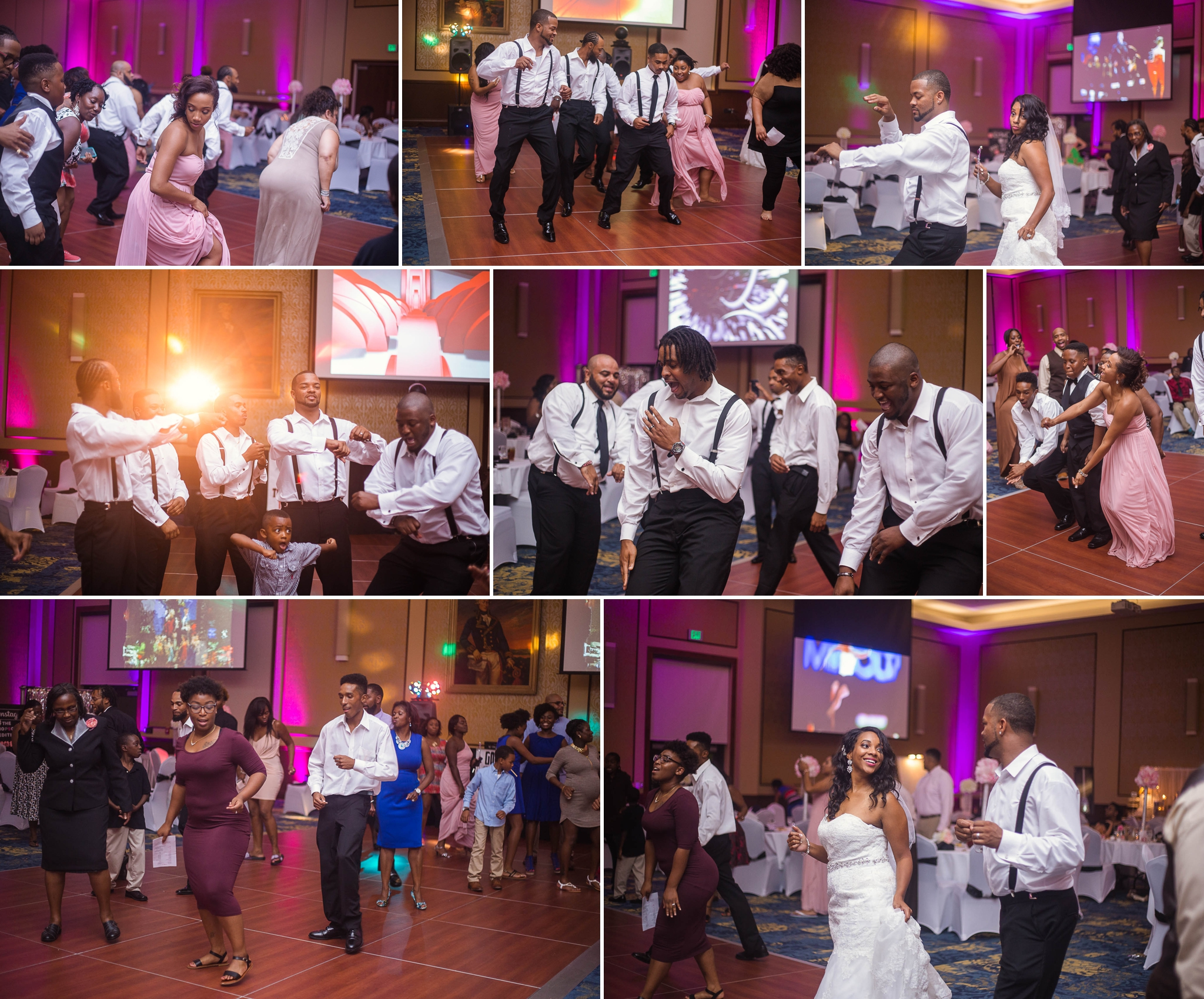 Wedding Photography fort bragg conference and catering center