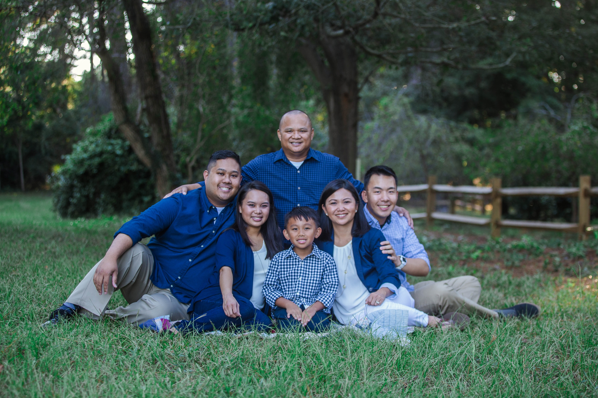 Family Photography in Southern Pines North Carolina