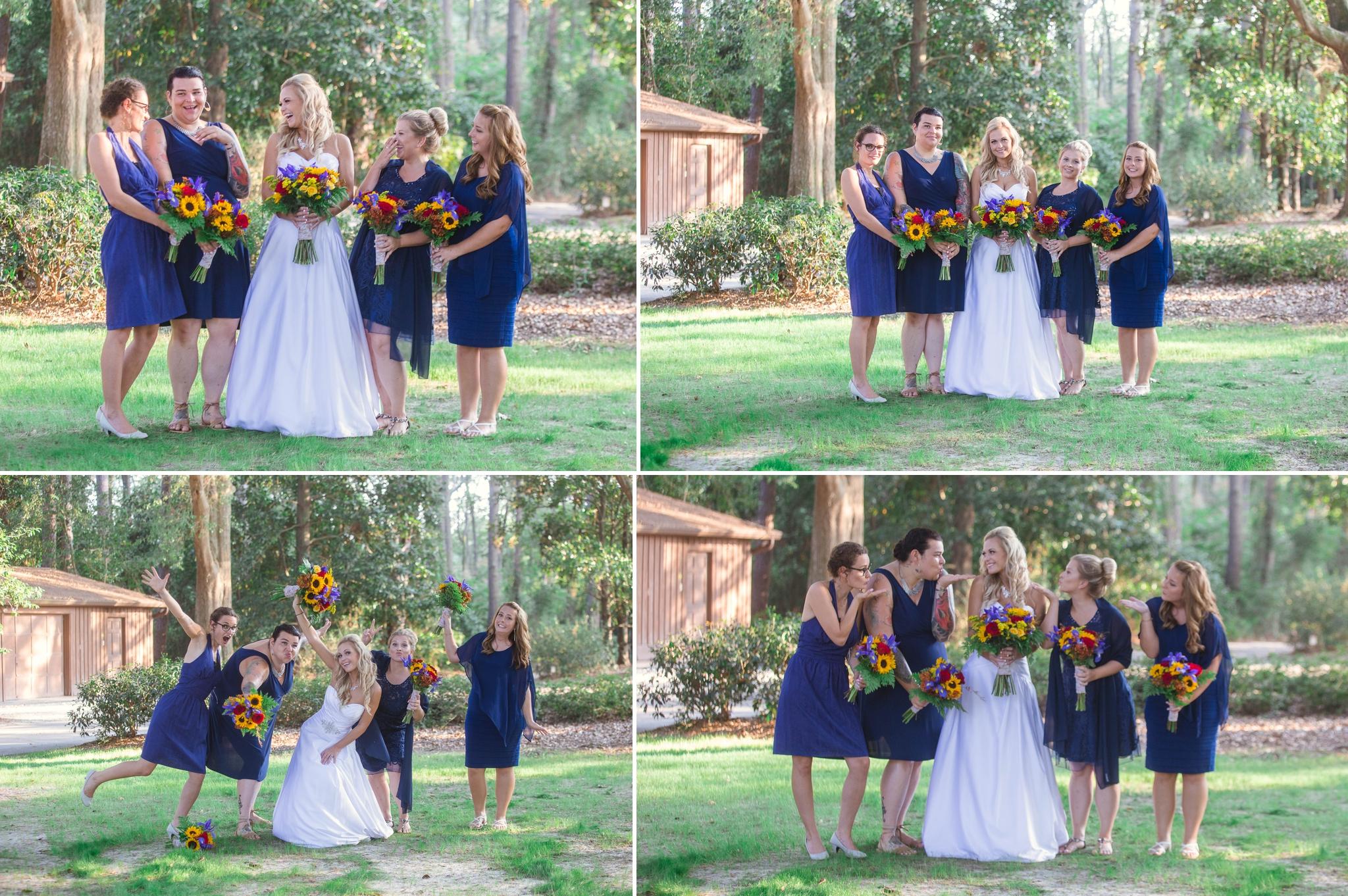 Wedding Photography in Laurinburg North Carolina