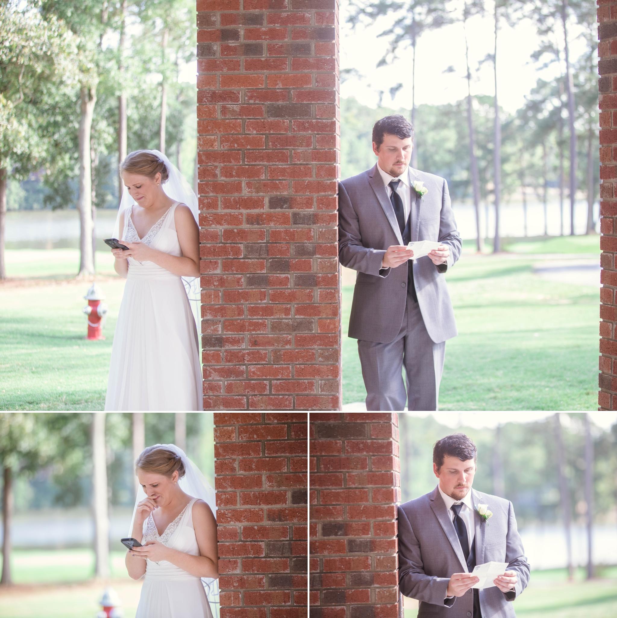 Carolina Trace Country Club Wedding