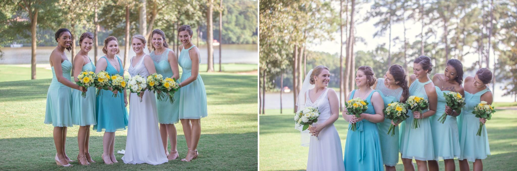 Carolina Trace Country Club Wedding Photography