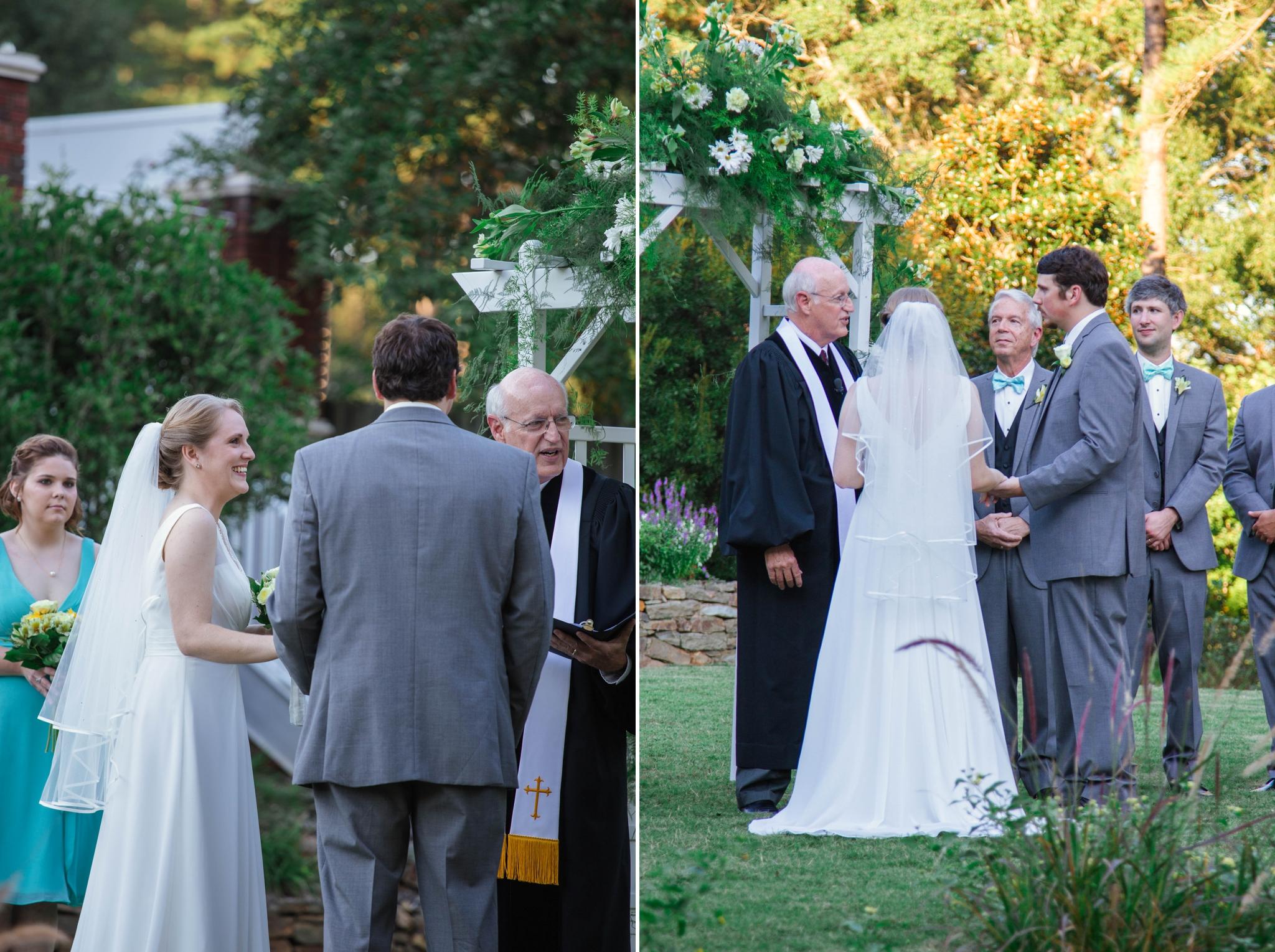 Wedding in Sanford North Carolina