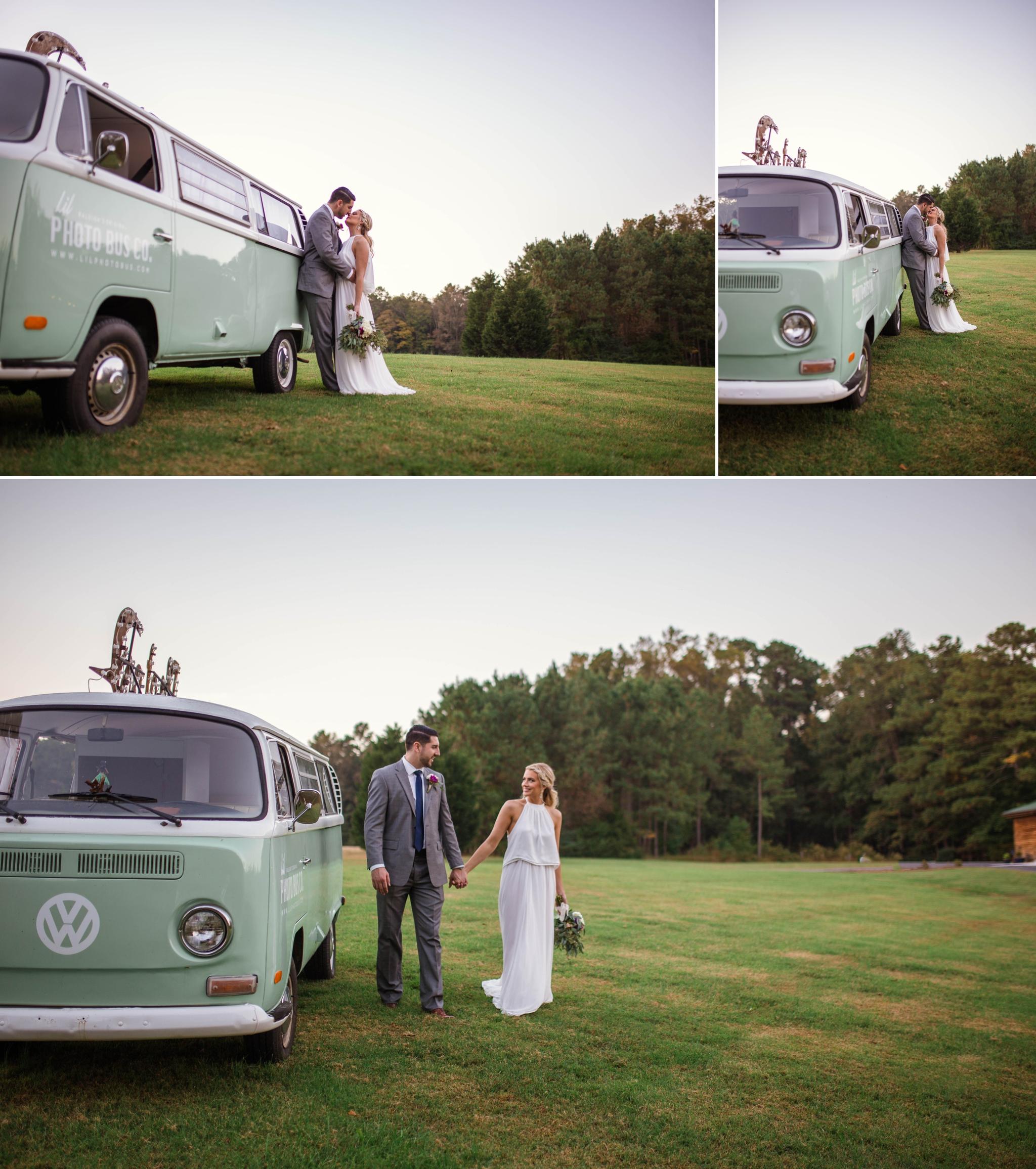 Wedding Photography at the Barn at Valhalla in Chapel Hill, North Carolina