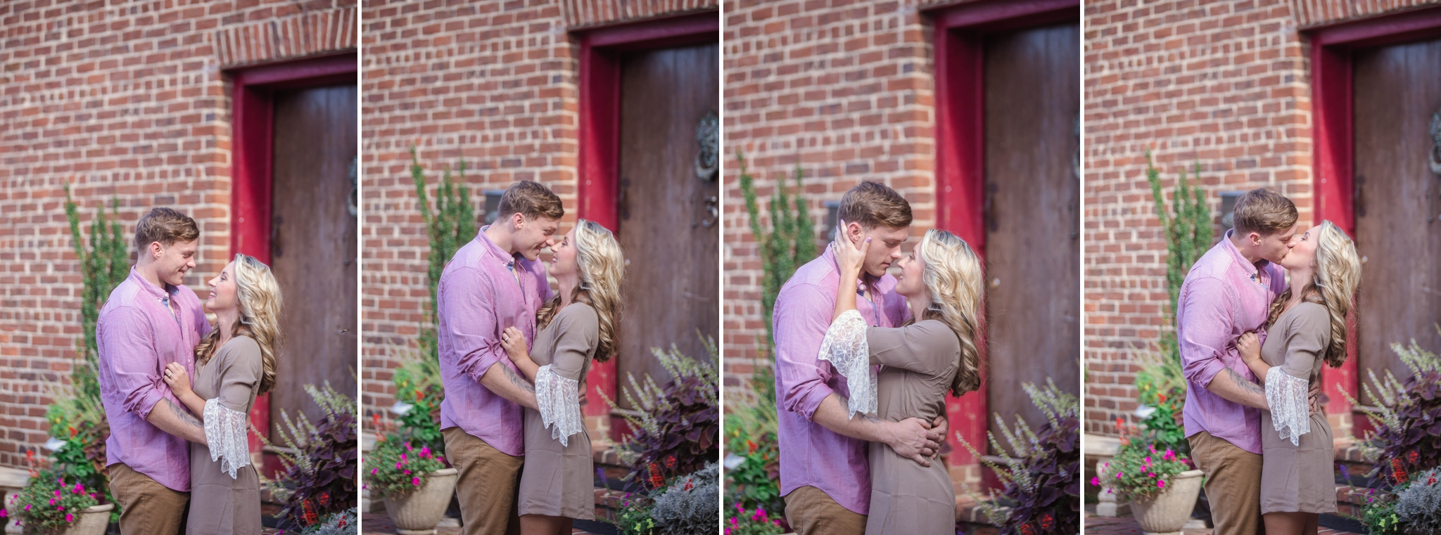 Engagement Photography in Fayetteville, North Carolina