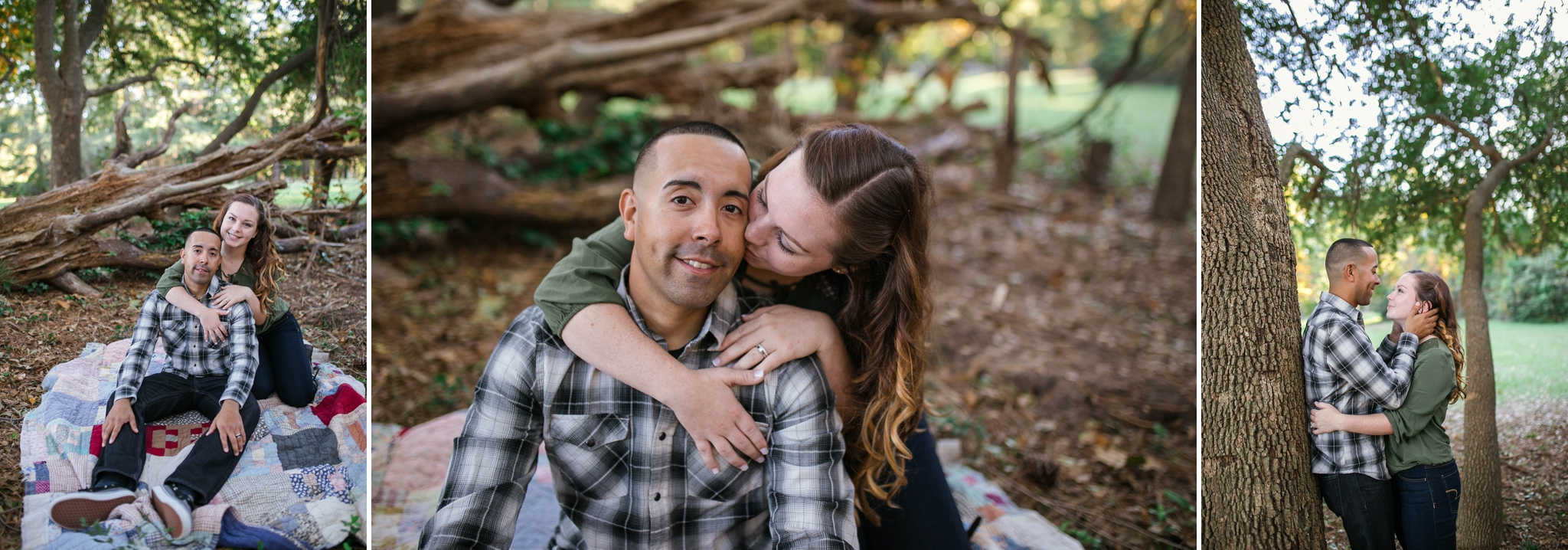 Engagement Photographer at the Weymouth Center in Southern Pines, North Carolina