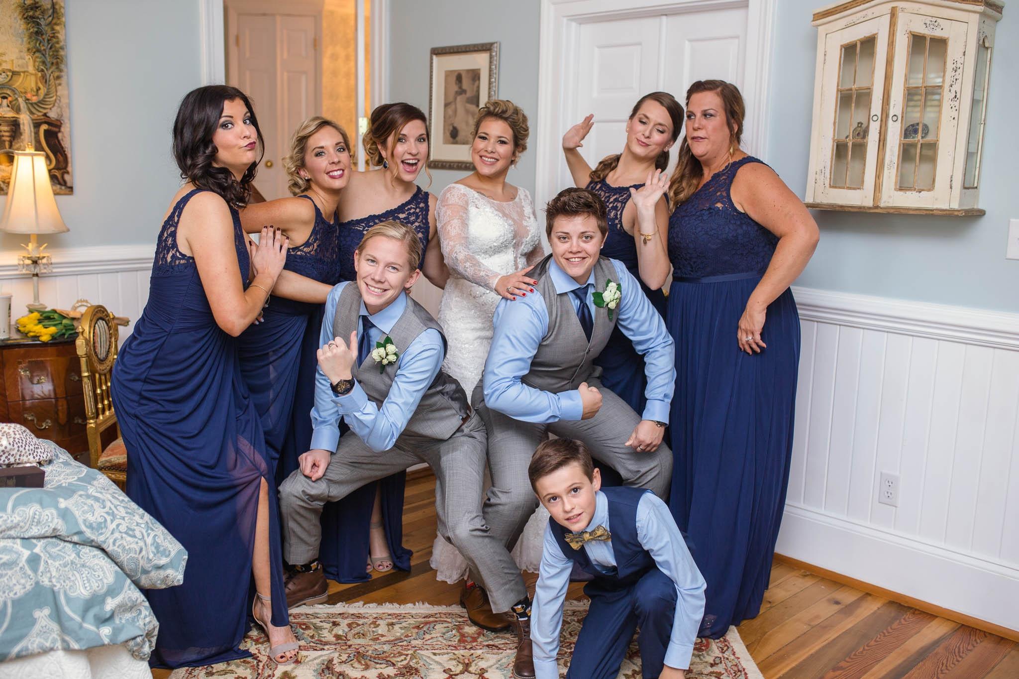 Gay Wedding in Cary North Carolina