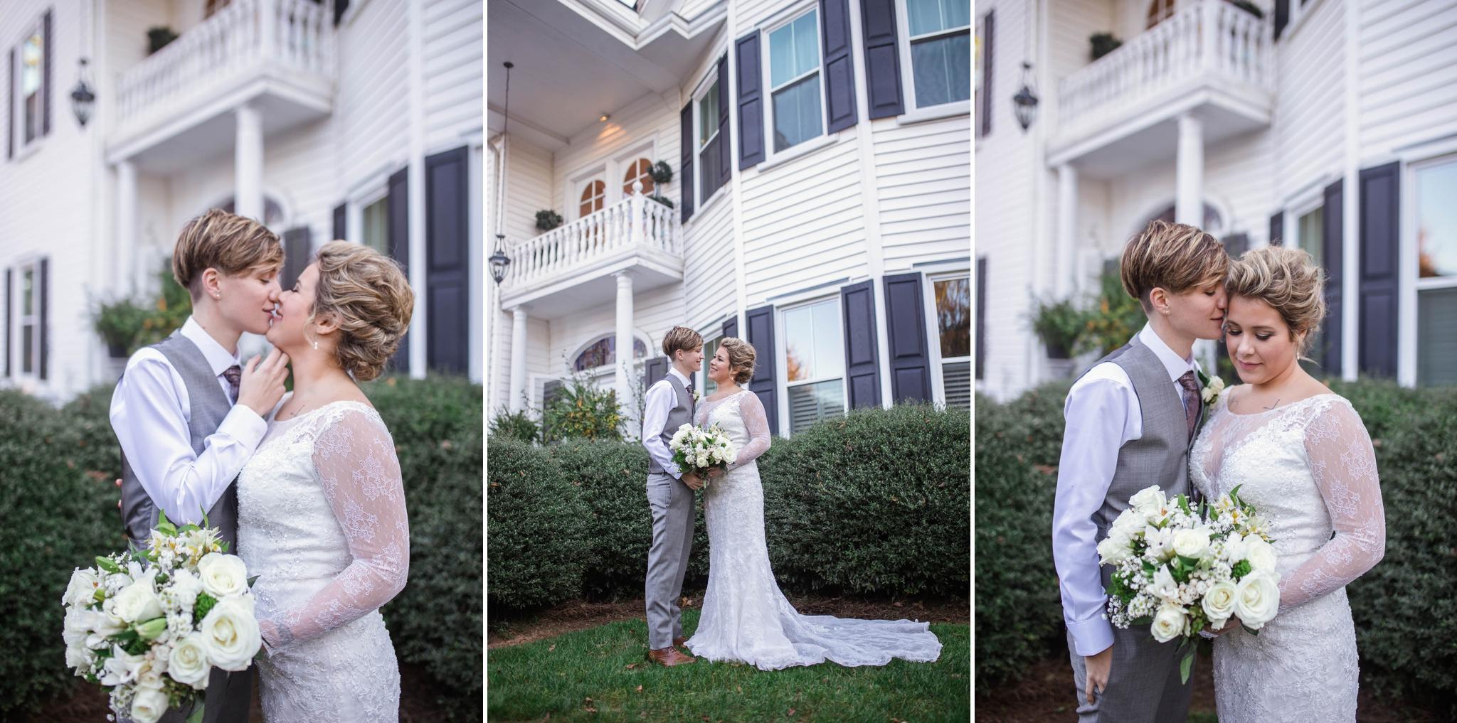 LGBT Wedding in Raleigh North Carolina