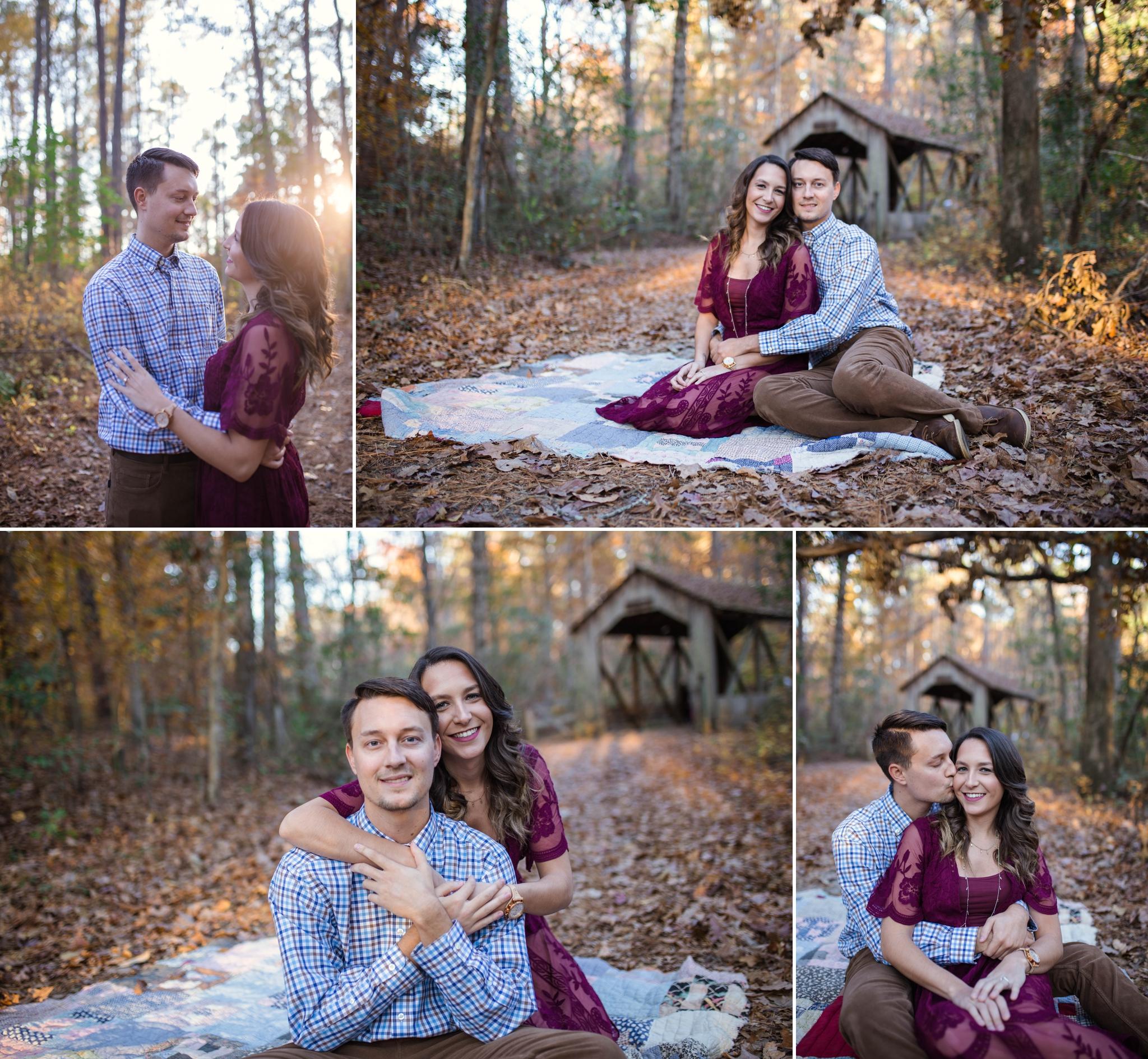 Fayetteville North Carolina Engagement Photographer