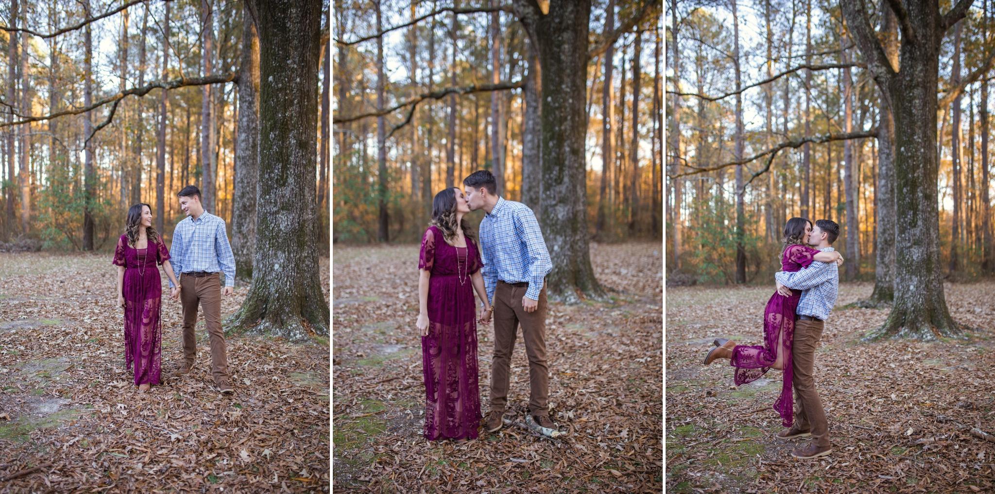 Fayetteville North Carolina Engagement Photography