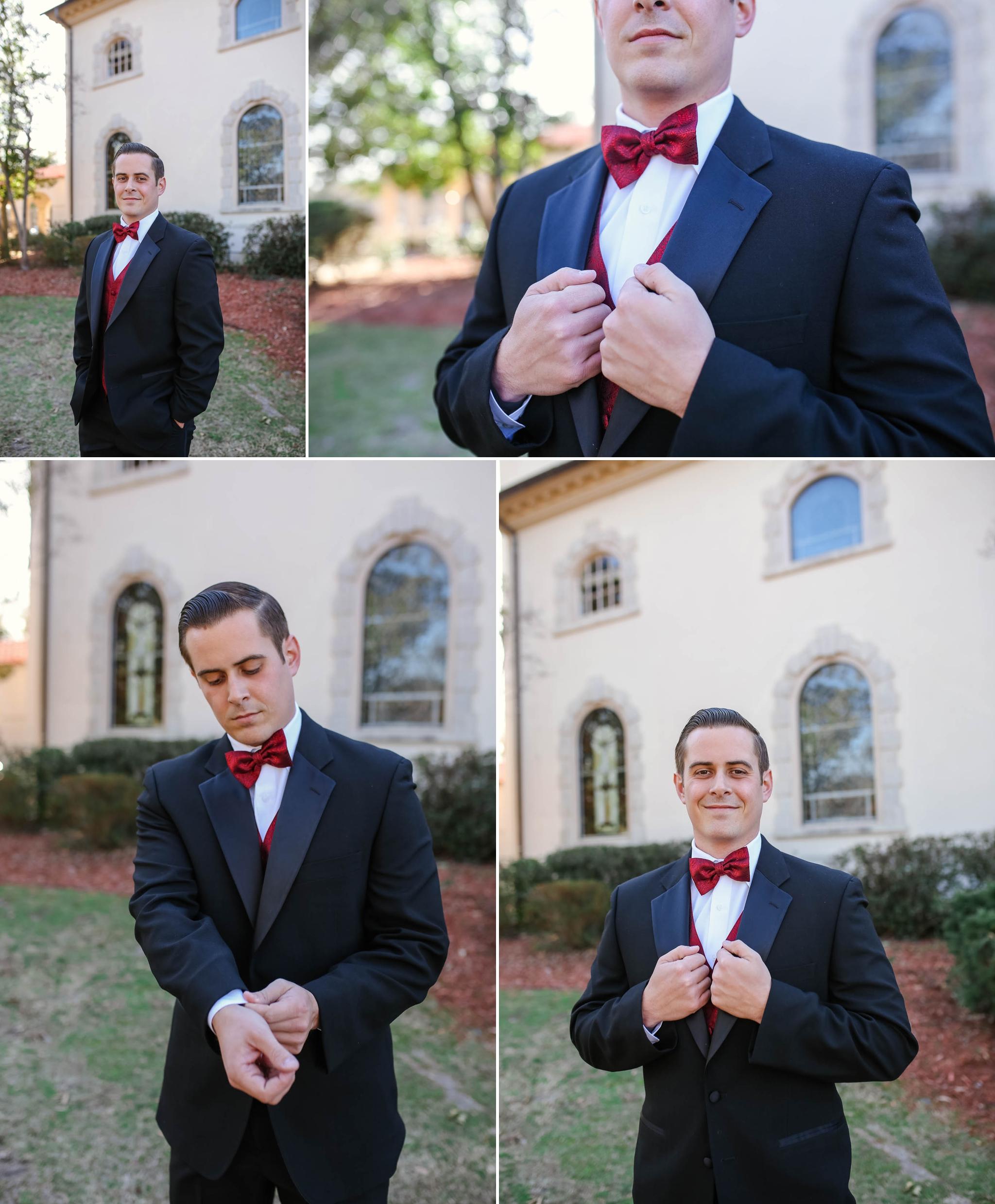 Fort Bragg NC Main Post Chapel Wedding - Fayetteville North Carolina Wedding Photography - Johanna Dye
