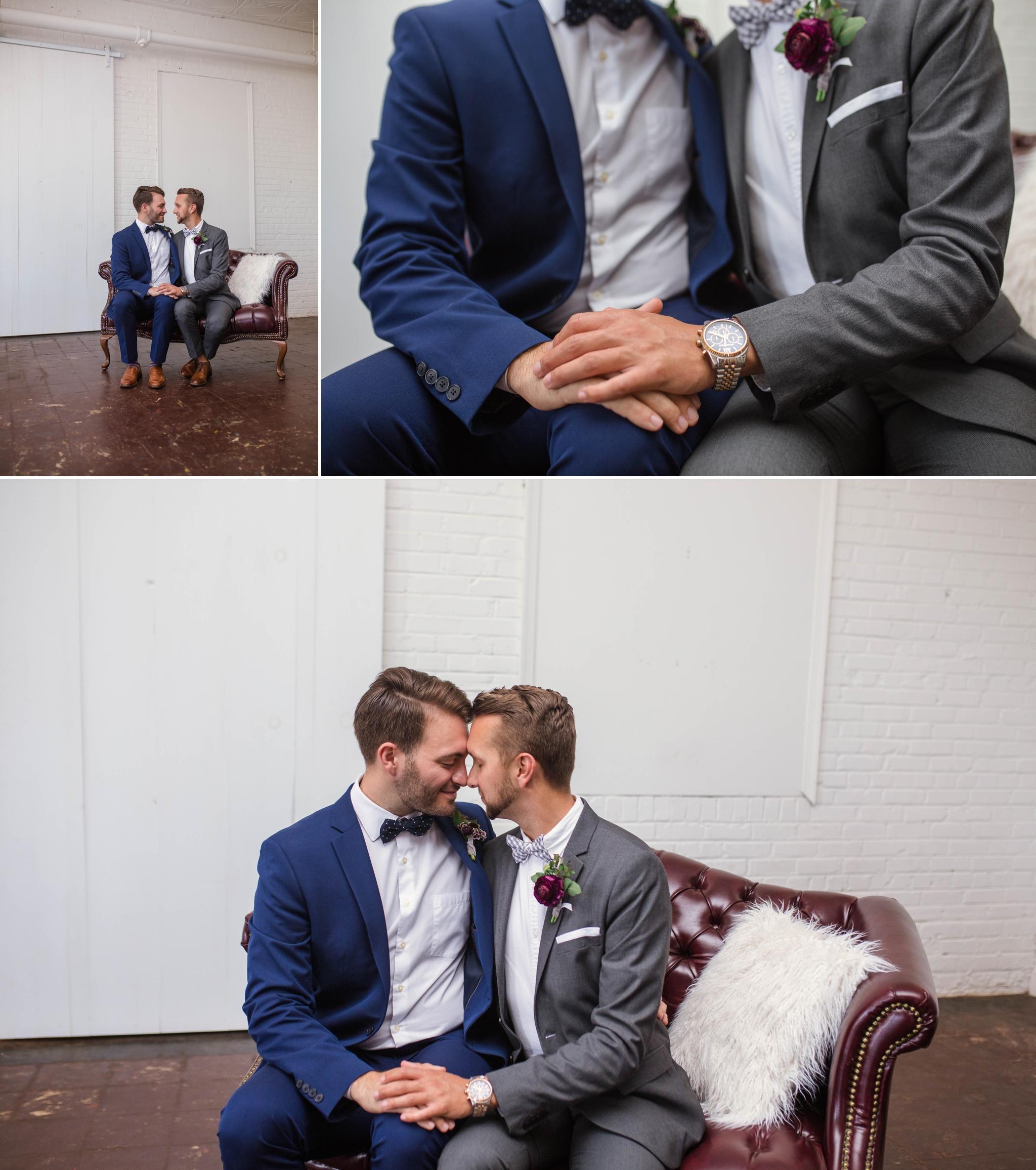 Gay and Lesbian friendly Wedding Photographer in Raleigh North Carolina - Johanna Dye Photography