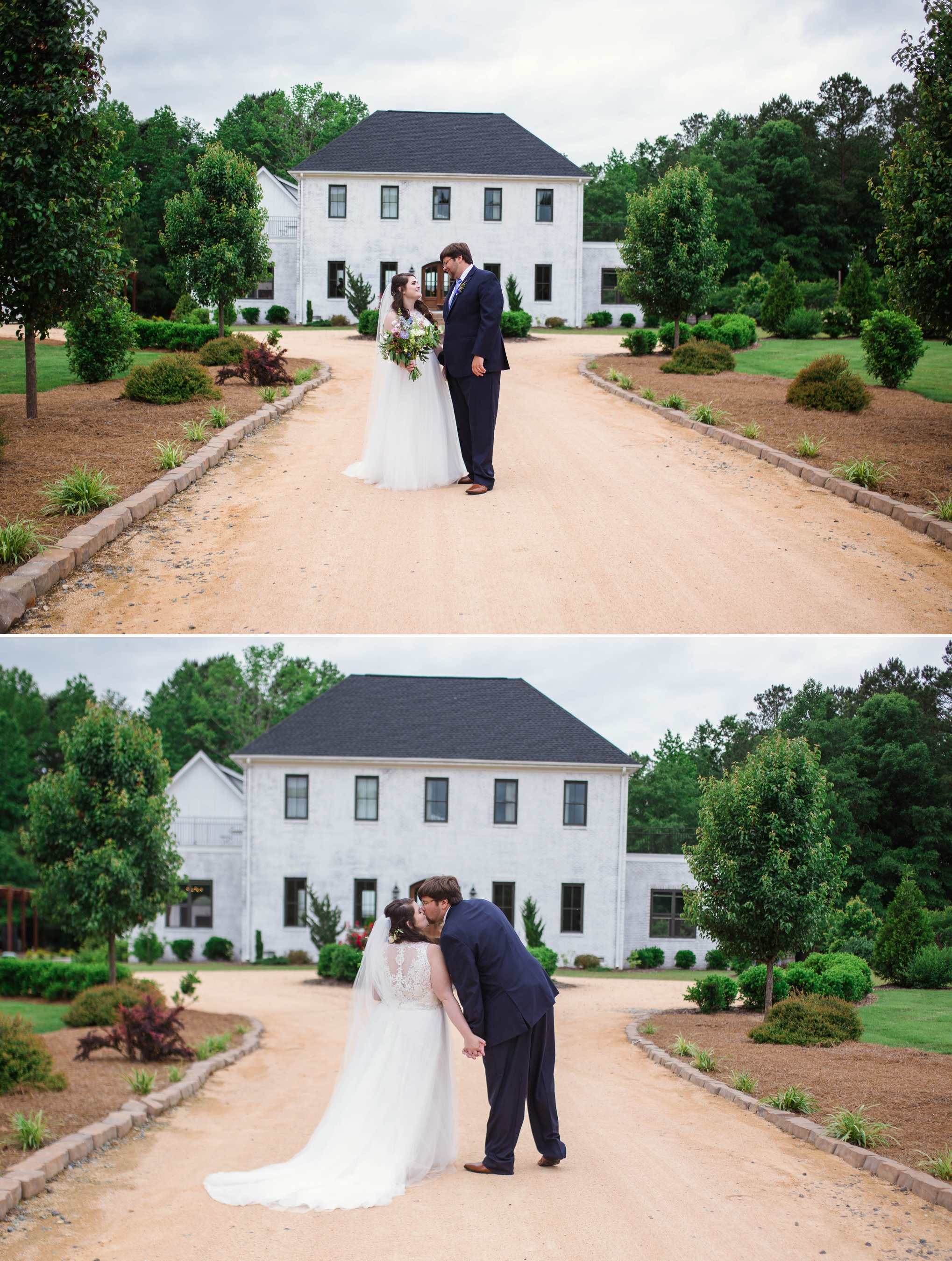 Natalie + Zach - Wedding Photography at the Bradford in New Hill North Carolina - Raleigh NC Photographer