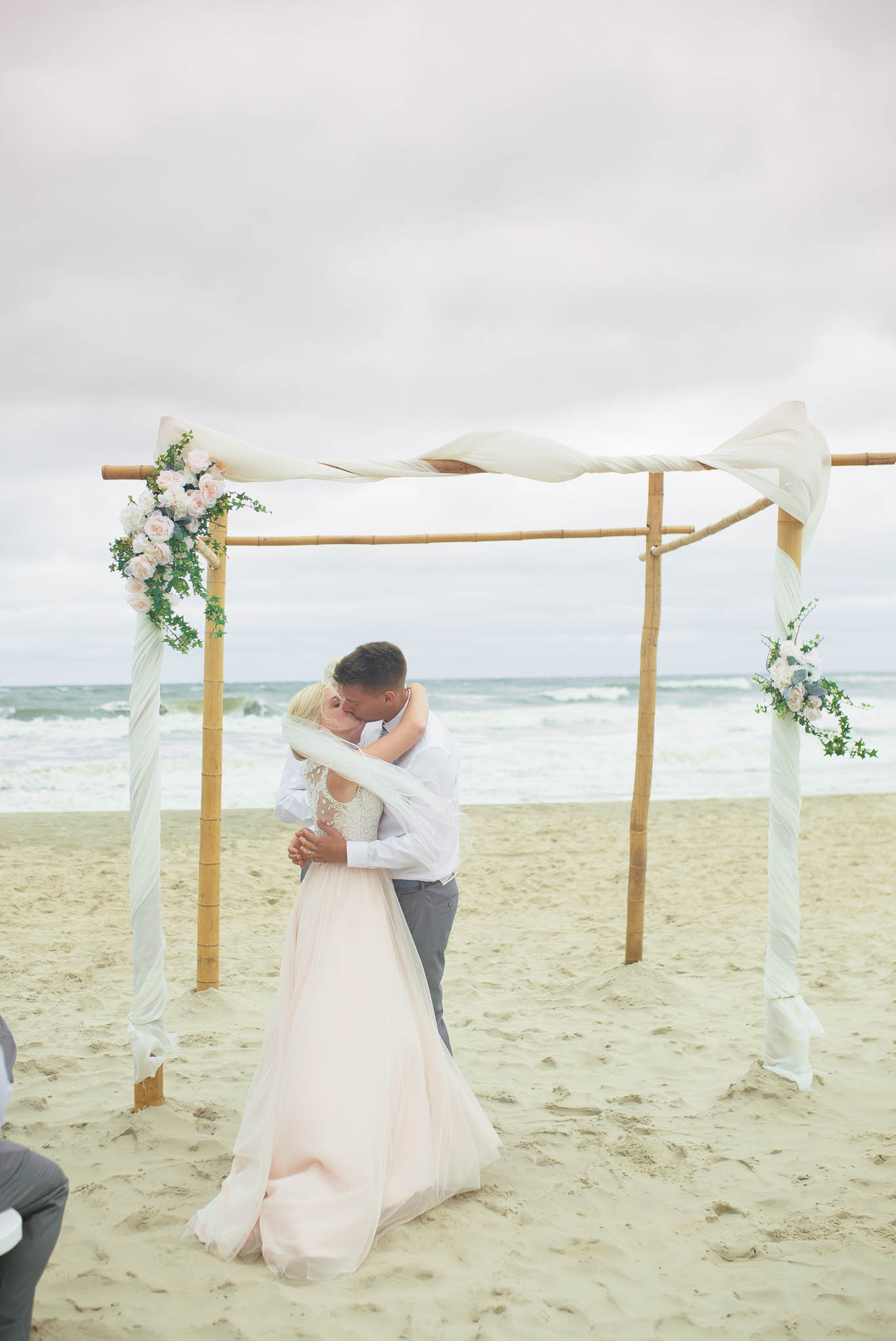 Wedding Photography at Pelicans Landing in Corolla, NC - Outer Banks North Carolina Wedding Photographer - Avery and Kirk Sanders