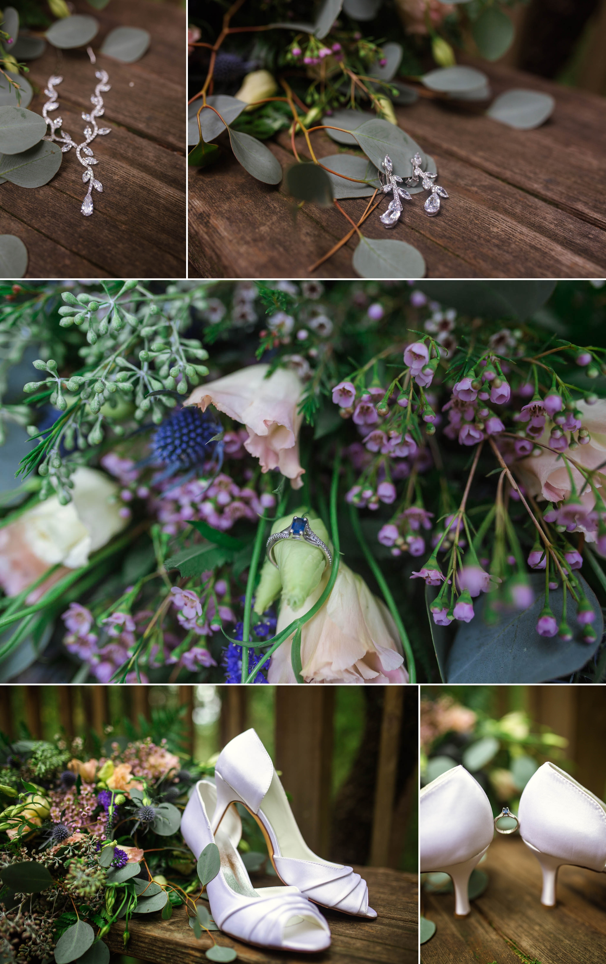 Erik + Meghan - Wedding at the Timerlake Earth Sanctuary in