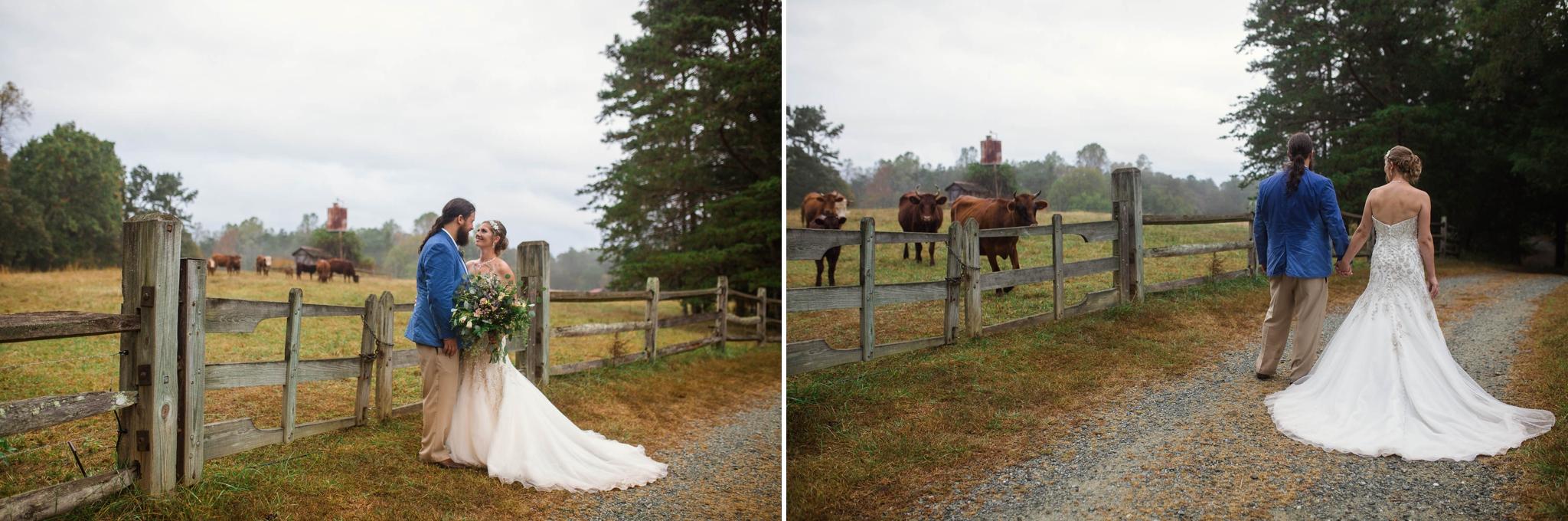Wedding Photography at the Timberlake Earth Sanctuary in Whitsett, NC - Raleigh North Carolina Wedding Photographer 18.jpg