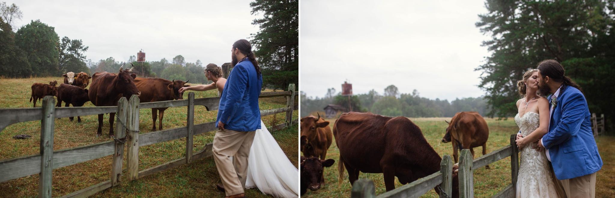 Wedding Photography at the Timberlake Earth Sanctuary in Whitsett, NC - Raleigh North Carolina Wedding Photographer 19.jpg