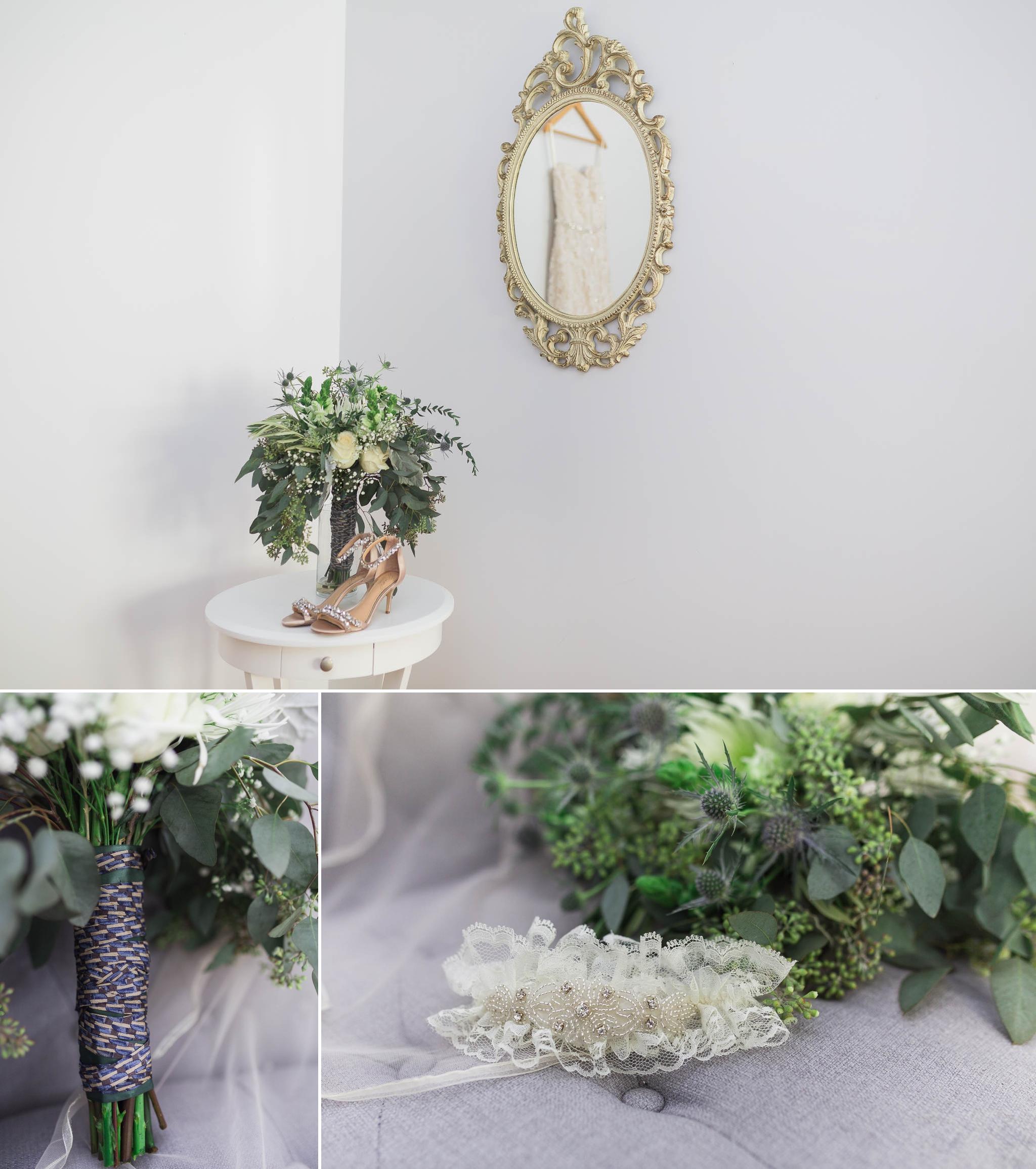 Bridal Details - Chatham Mills in Pittsboro North Carolina Wedding Photography - Johanna Dye - Meredith and Brandon