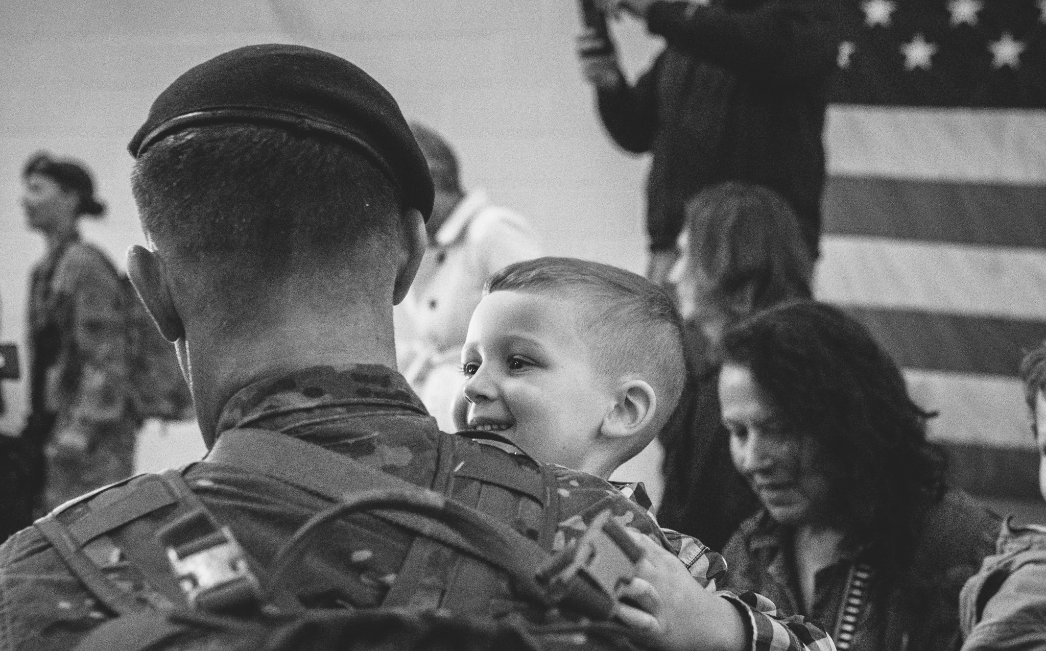 Fort Bragg North Carolina Military Army Homecoming Photographer