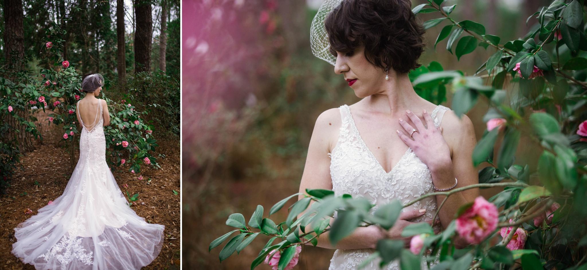 Bridal Photography Session - Raleigh North Carolina Wedding Photographer