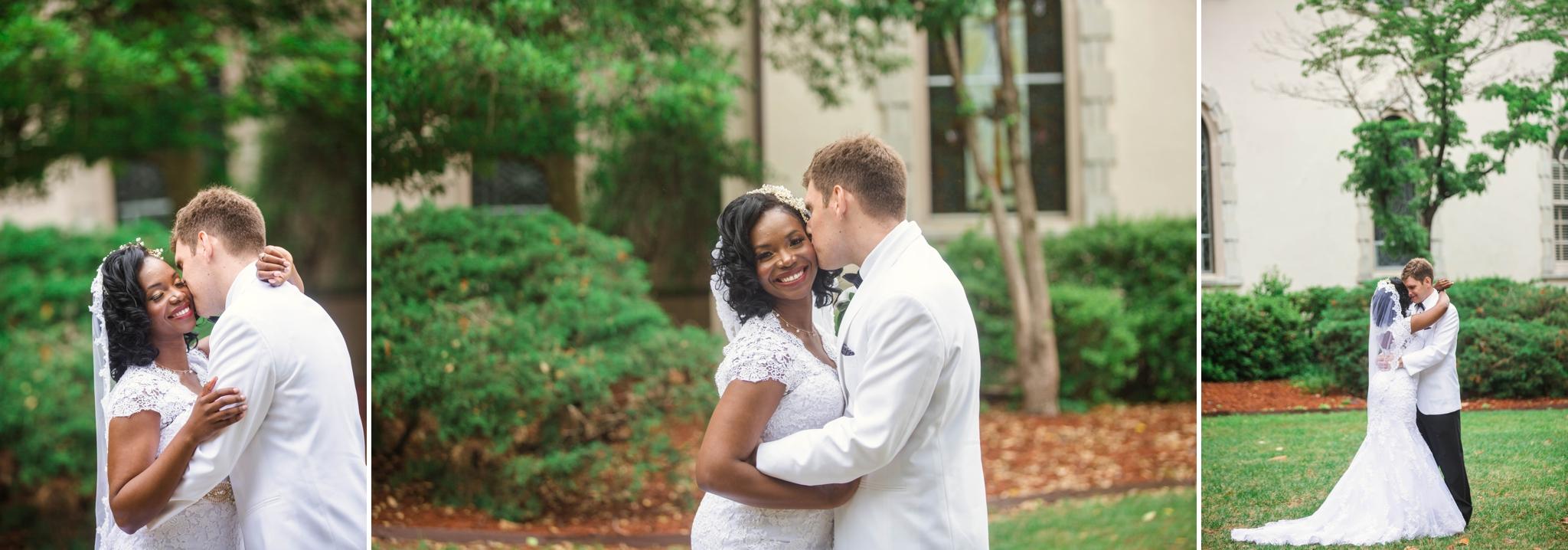 Adrianne + Adam - Wedding at Main Post Chapel in Fort Bragg, NC - Fayetteville North Carolina Photographer