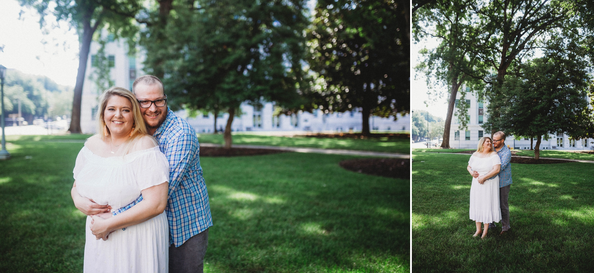 Brittany + Douglas - Downtown Raleigh Engagement Photography Session - Raleigh Wedding Photographer 12.jpg