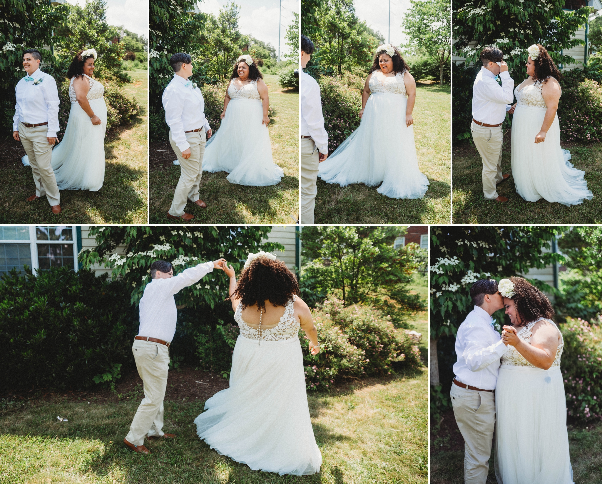Mercedes + Nicole - Same Sex Wedding at a Waterfall and the Grand Bohemian Hotel in Asheville, North Carolina 8.jpg