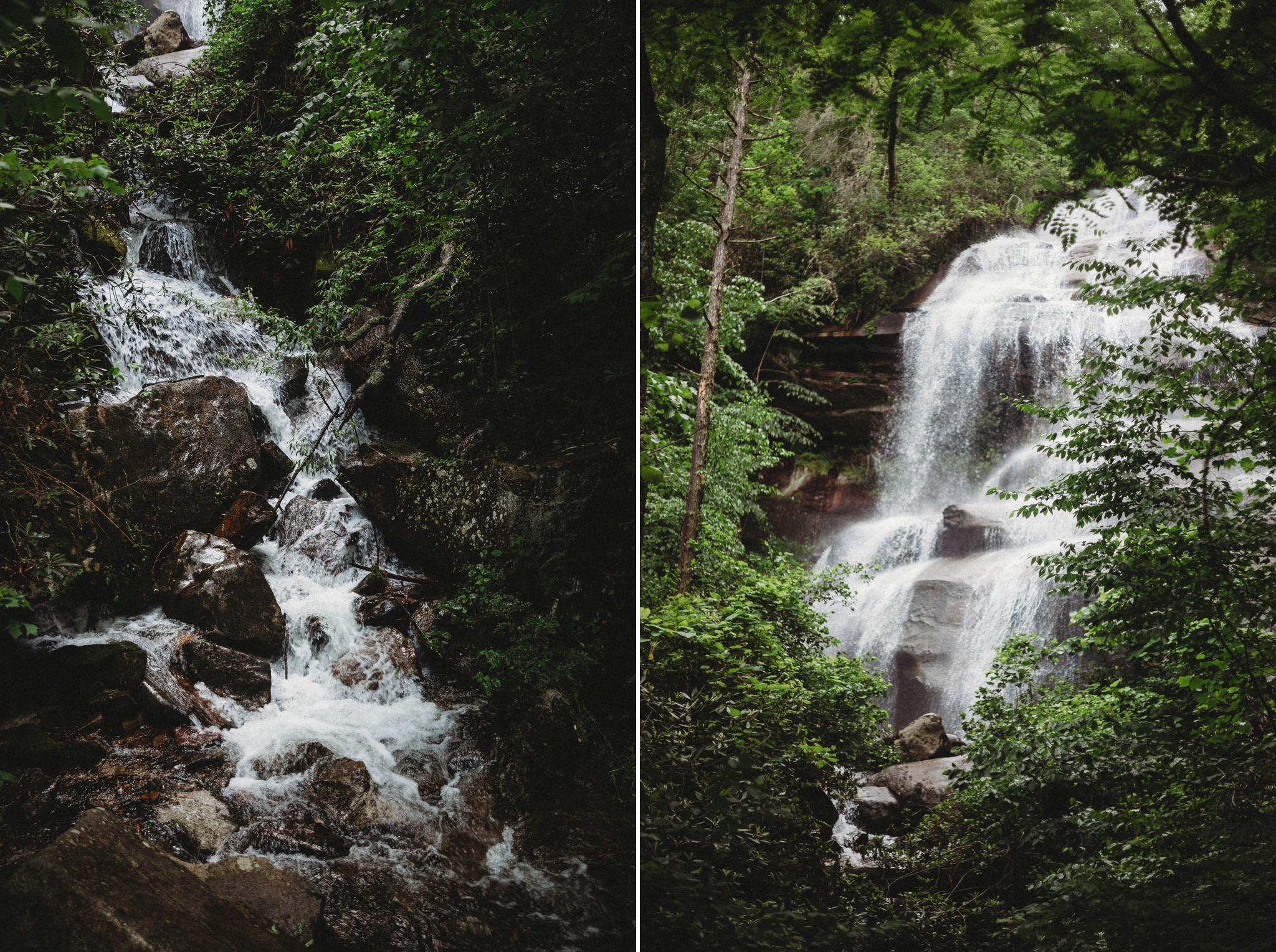 Mercedes + Nicole - Same Sex Wedding at a Waterfall and the Grand Bohemian Hotel in Asheville, North Carolina 9.jpg