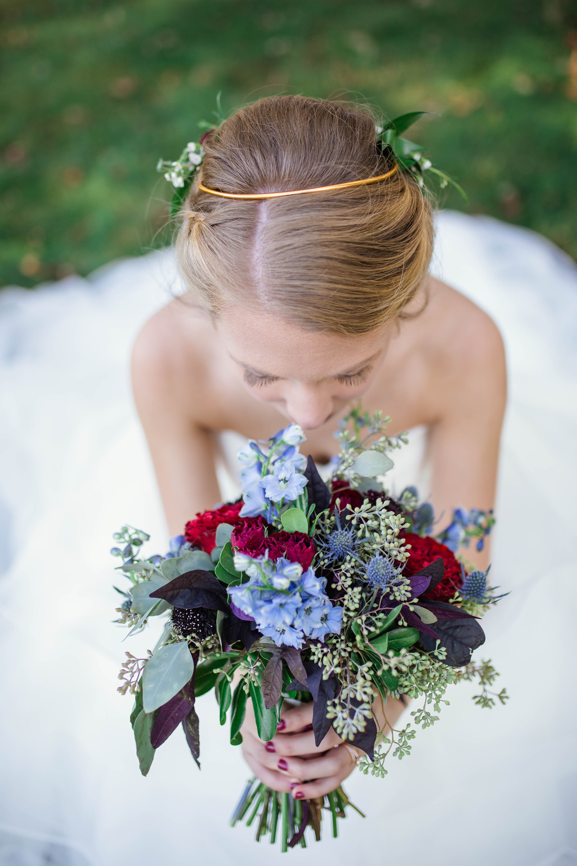 Spring Bouquet Inspiration  - Raleigh Wedding Photographer