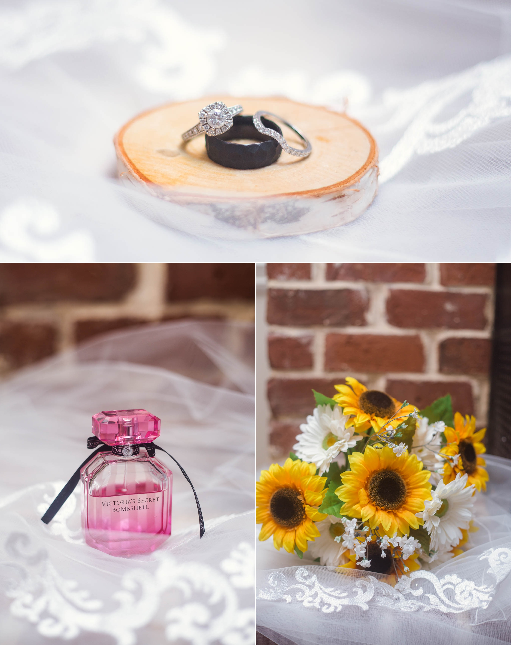 Bridal Details - Brittany + Greg - The Groomes Place - Charlotte, NC Wedding Photographer