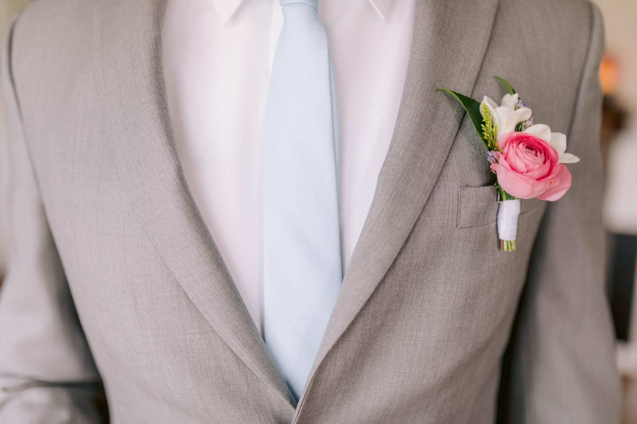 grooms details - Honolulu Oahu Hawaii Wedding Photographer