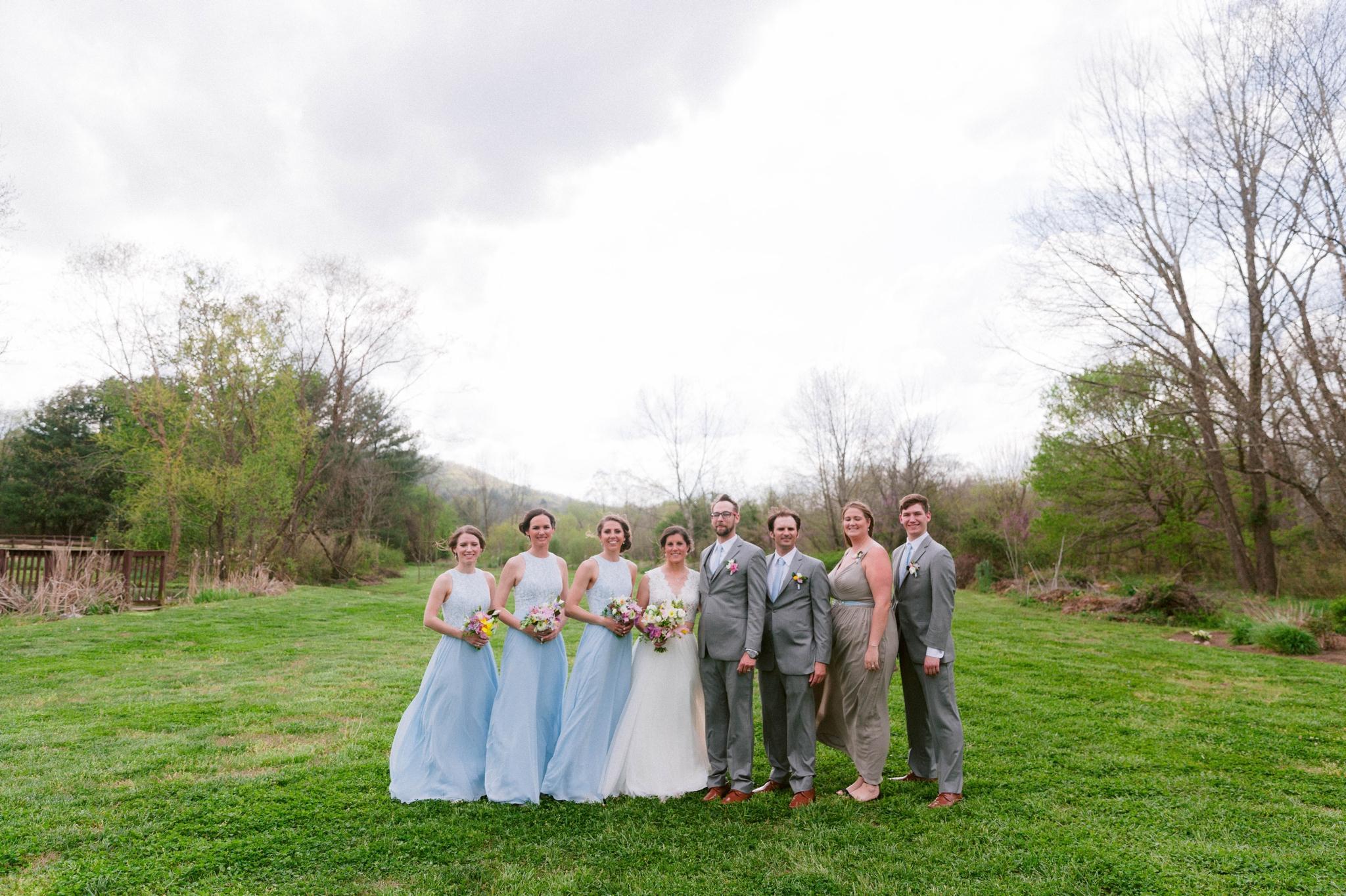 wedding party  portraits - Honolulu Oahu Hawaii Wedding Photographer