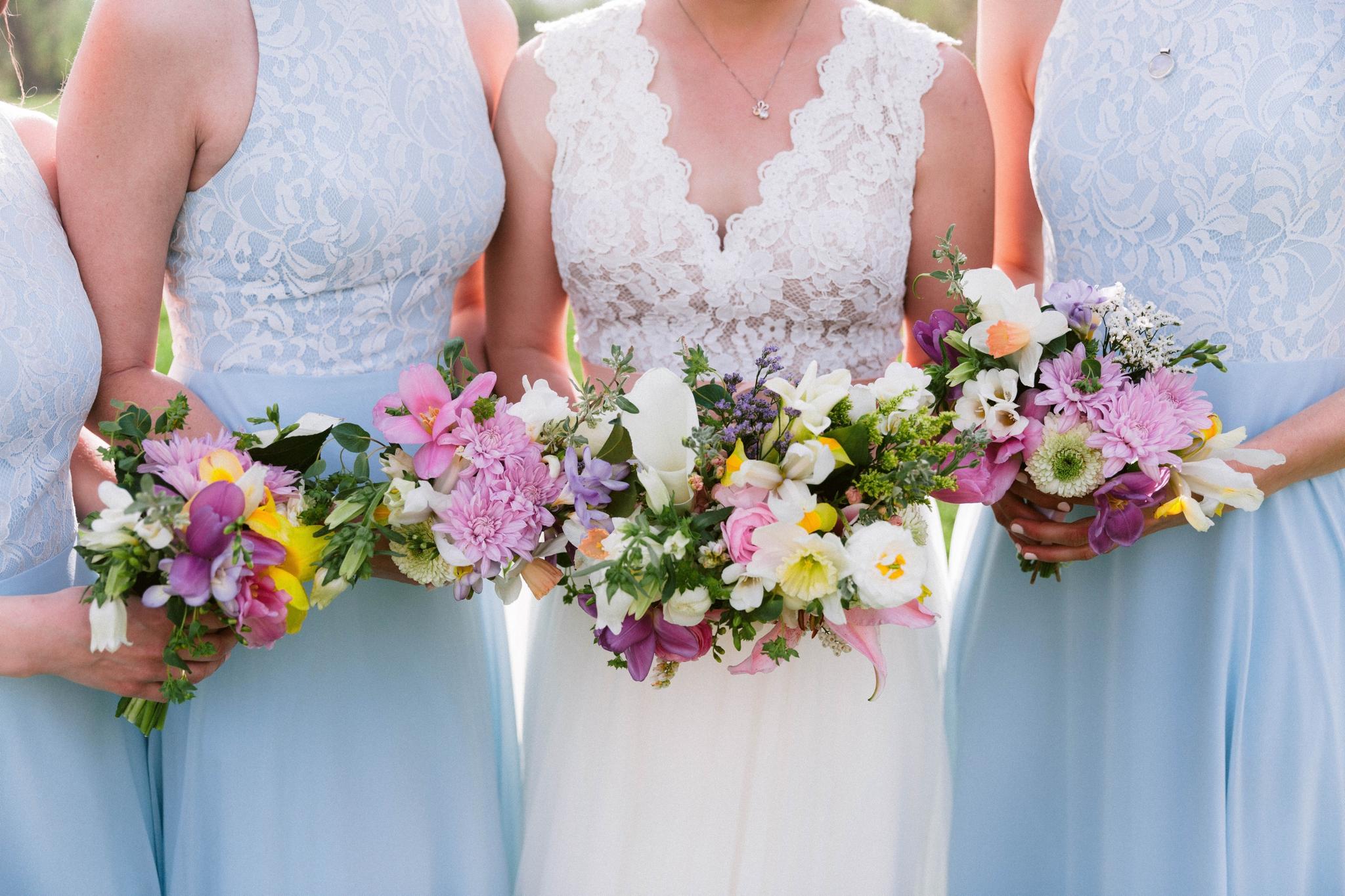 bridesmaids portraits - Honolulu Oahu Hawaii Wedding Photographer