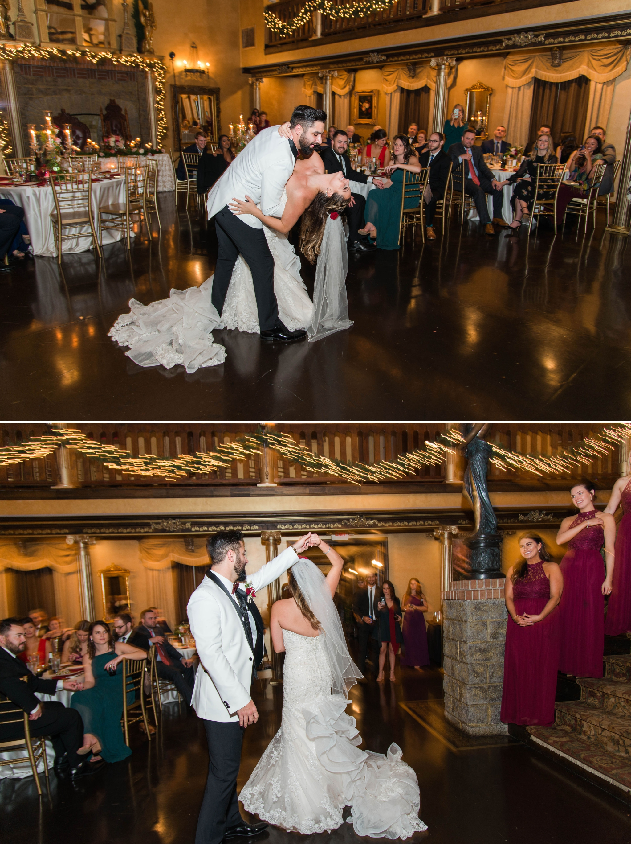 First Dance between Bride and Groom - Honolulu Oahu Hawaii Wedding Photographer
